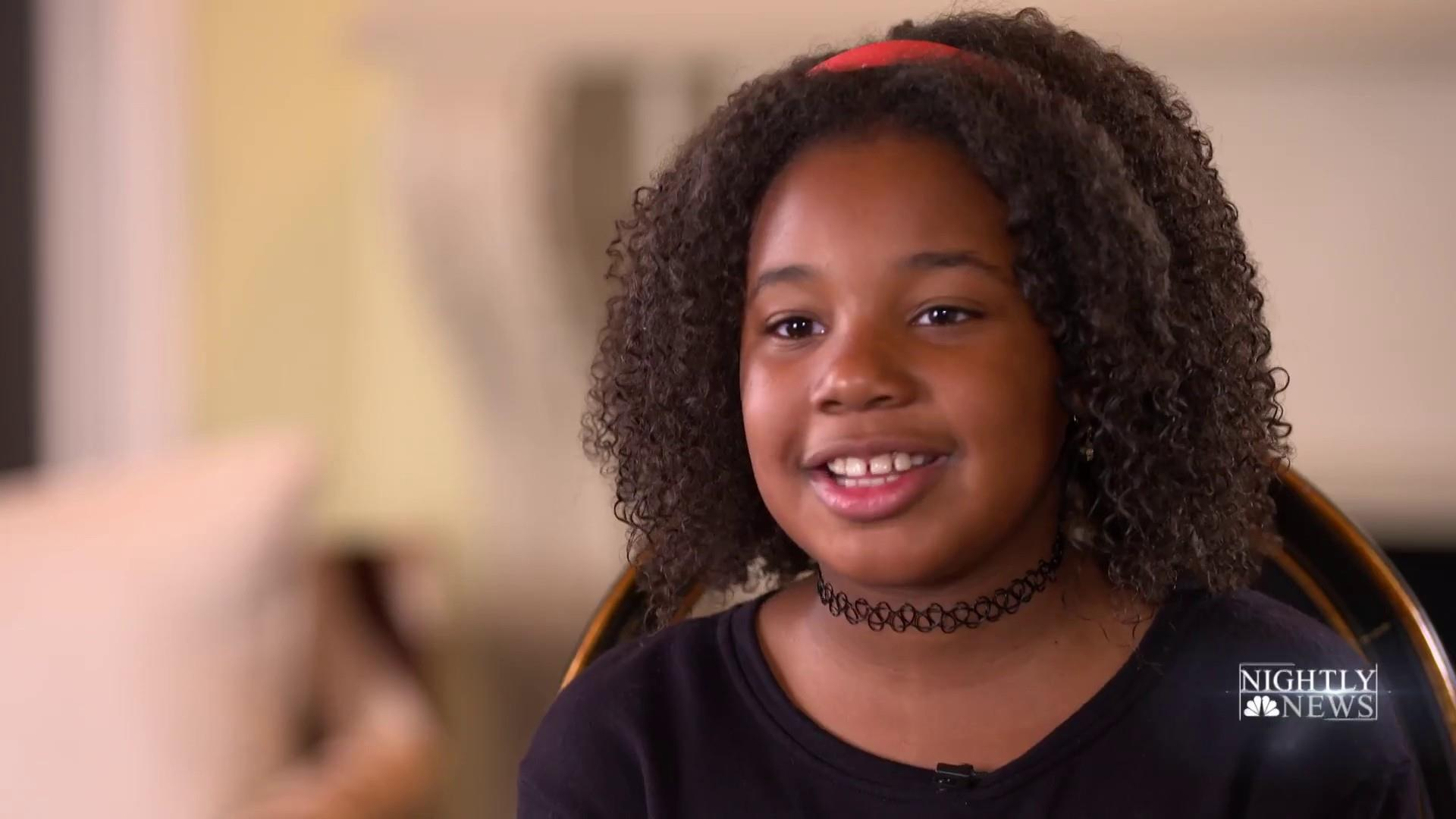 Martin Luther King Jr S 10 Year Old Granddaughter Says She Has A