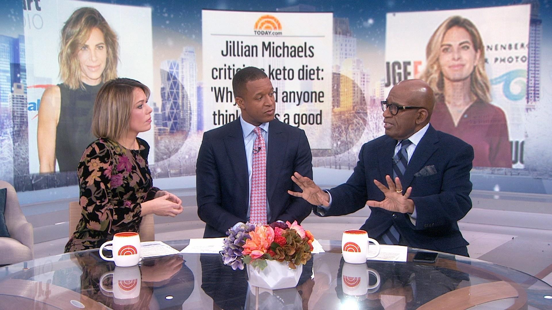 al roker and keto diet