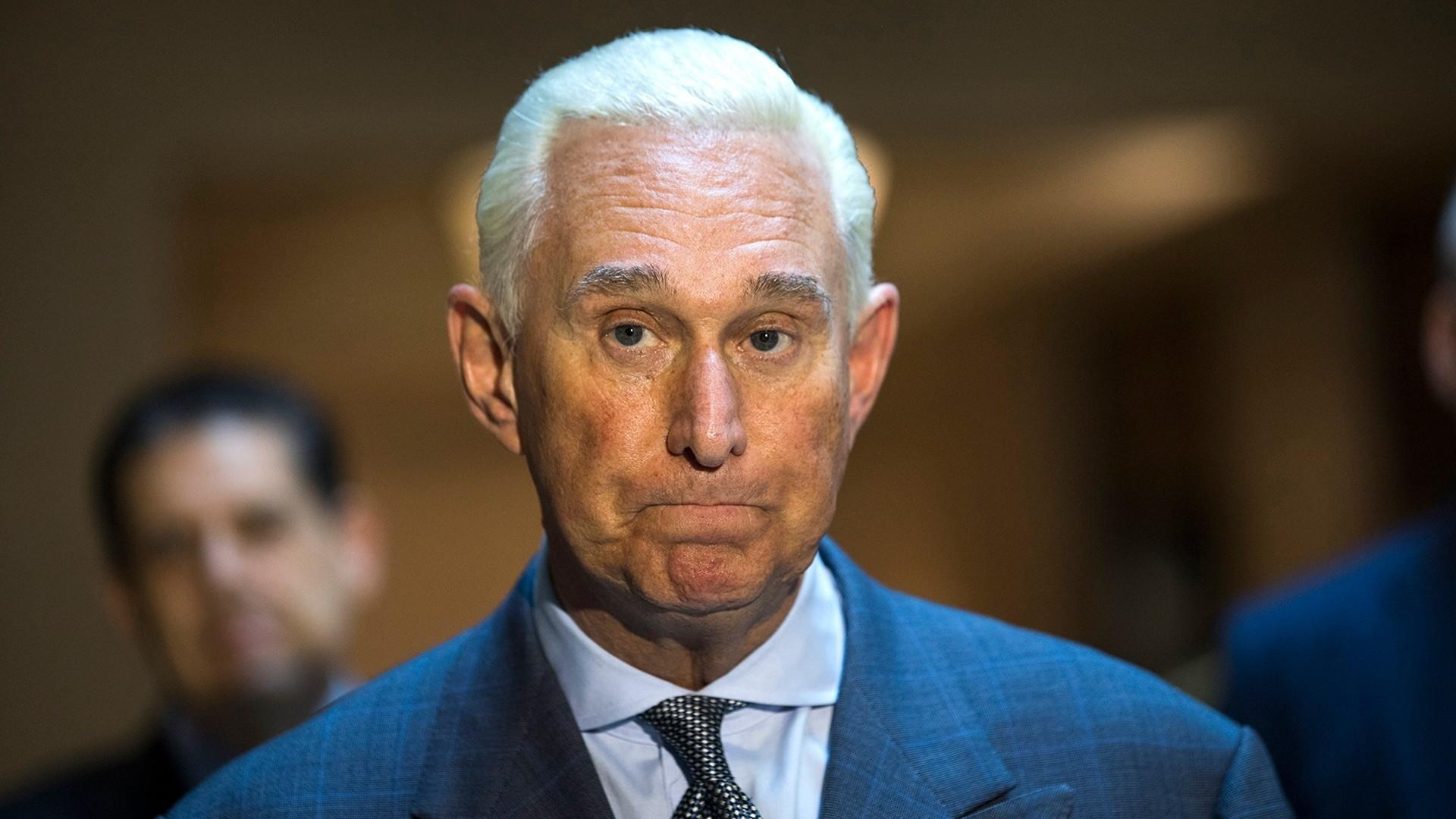 Well Done': Stone indictment details his contacts with Trump camp