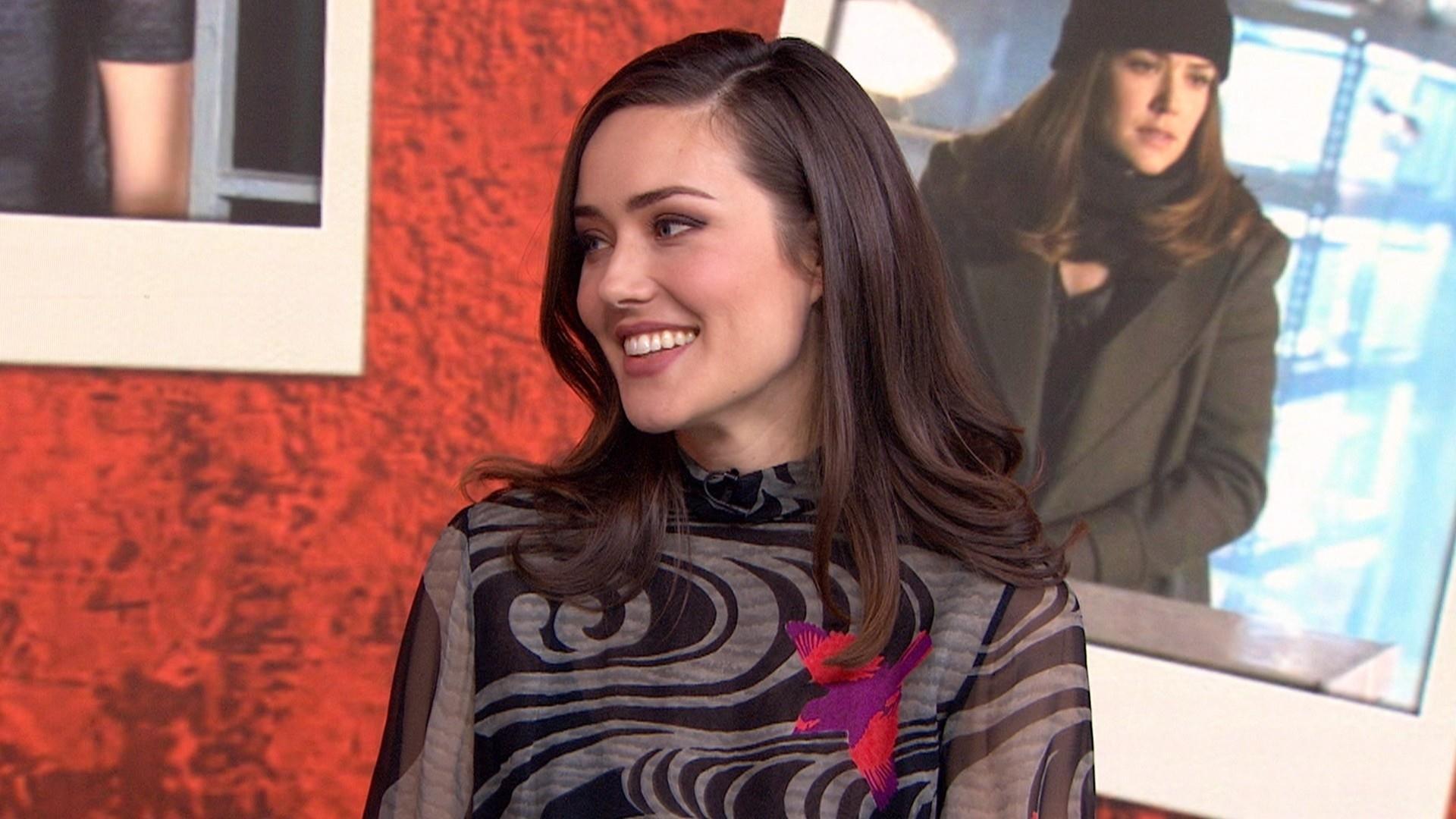 'The Blacklist' star Megan Boone dishes on show's newest season