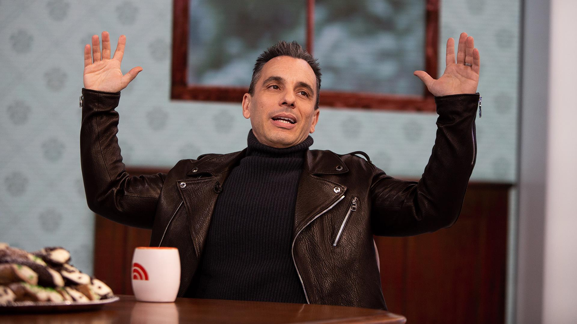 Sebastian Maniscalco talks new Netflix stand-up special, 'Stay Hungry'