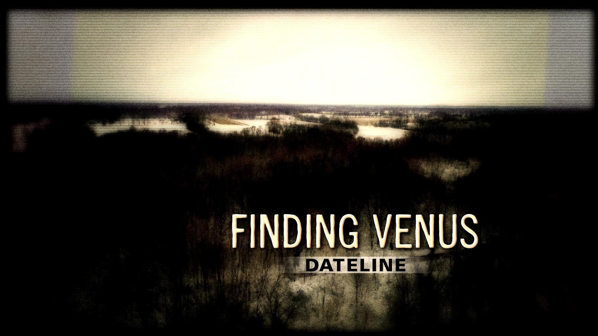 dateline finding venus full episode