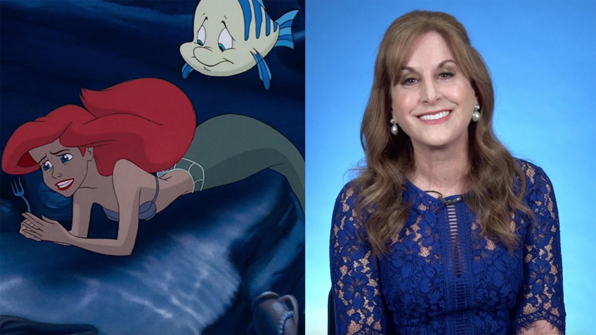 Jodi Benson Voice Of Ariel Looks Back On The Little Mermaid 30 Years Later