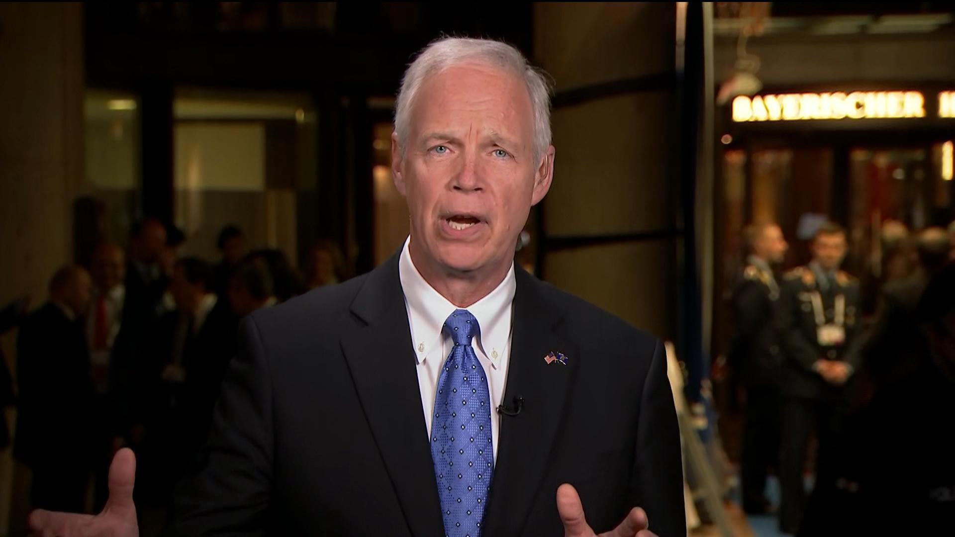 Johnson on Trump national emergency: 'I'll decide when I actually have to vote on it'