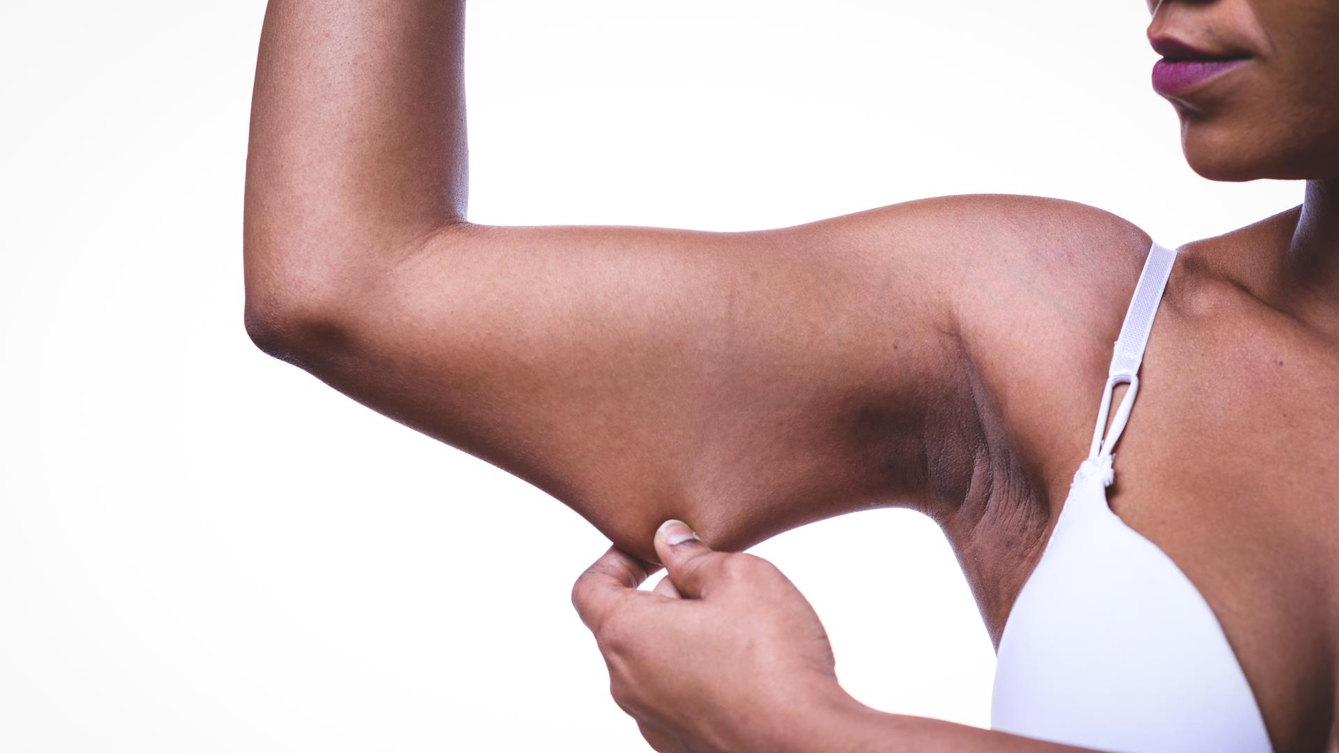 One Simple Exercise Routine To Tone Your Flabby Arms