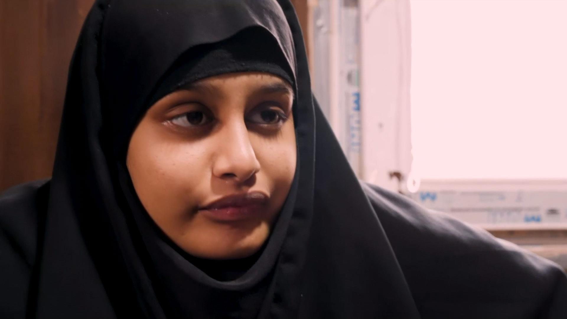 British teen joined ISIS in Syria, asks to return to U.K.