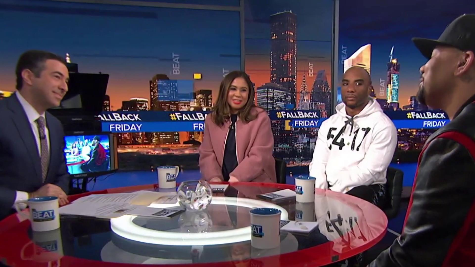 Charlamagne, Angela, and DJ Envy dish on Obama & wildest interviews