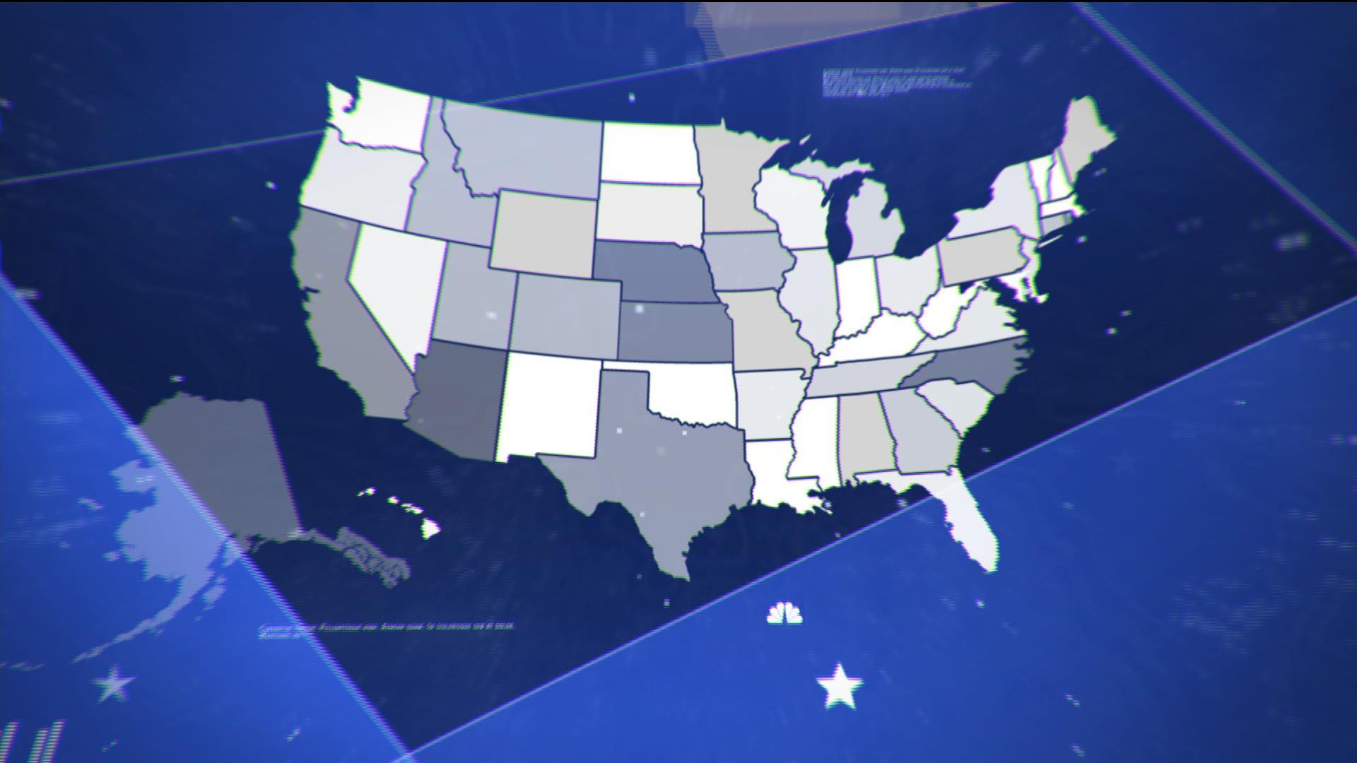 U-Haul move data reveals shifting American political landscape