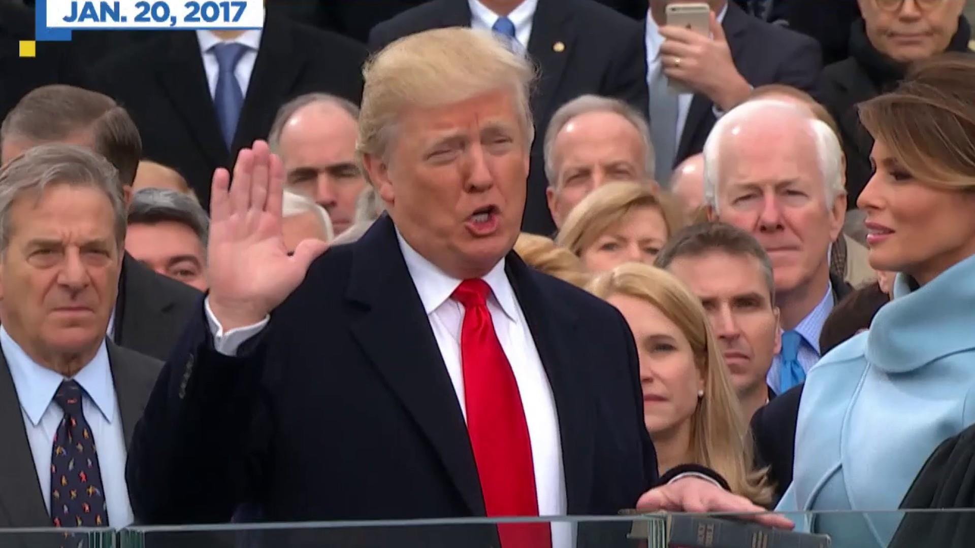 Obama Inauguration CEO: Trump Inauguration 'recipe for corruption'
