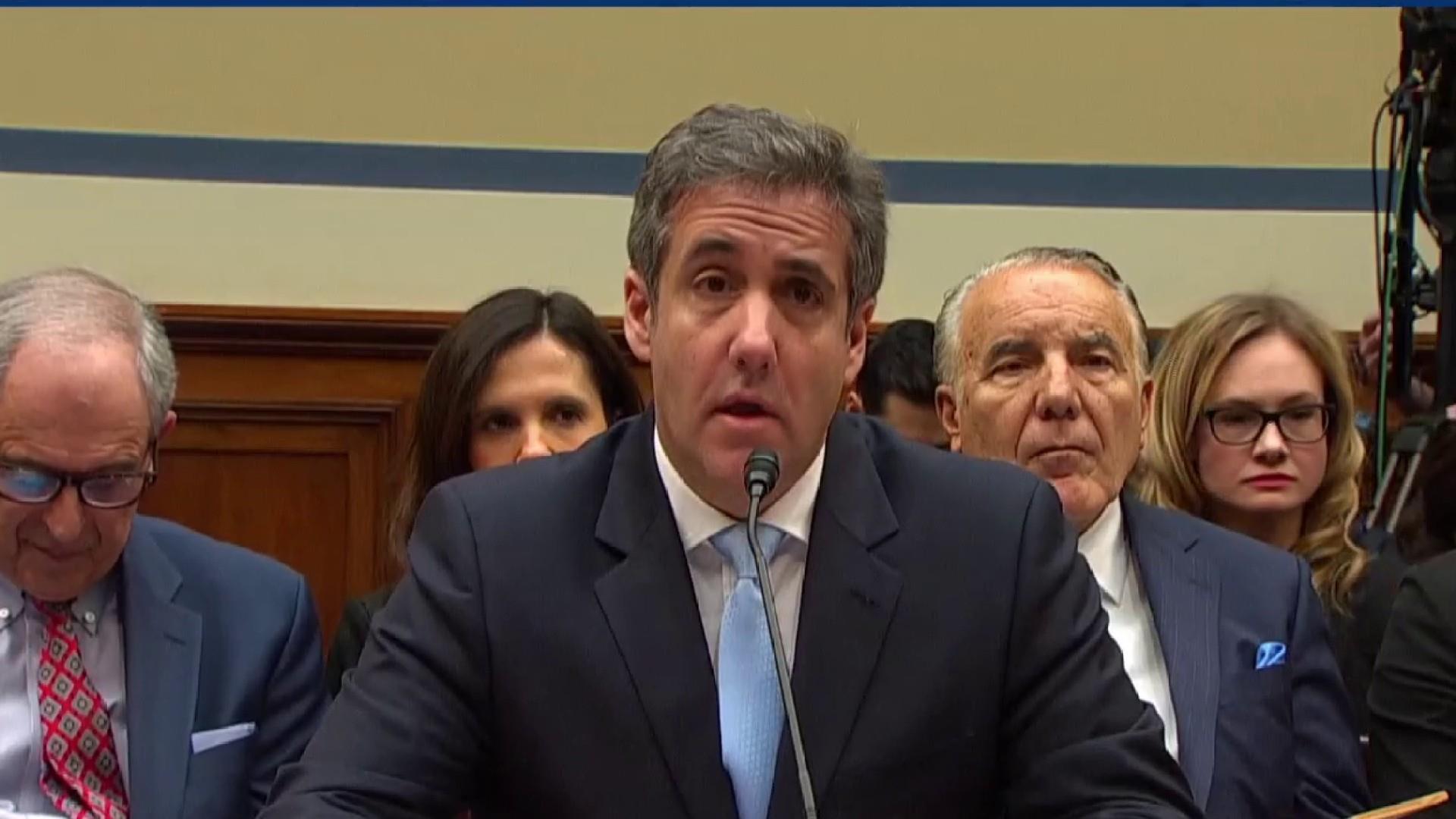 Smoking gun? Cohen testifies on clues Trump misled Mueller