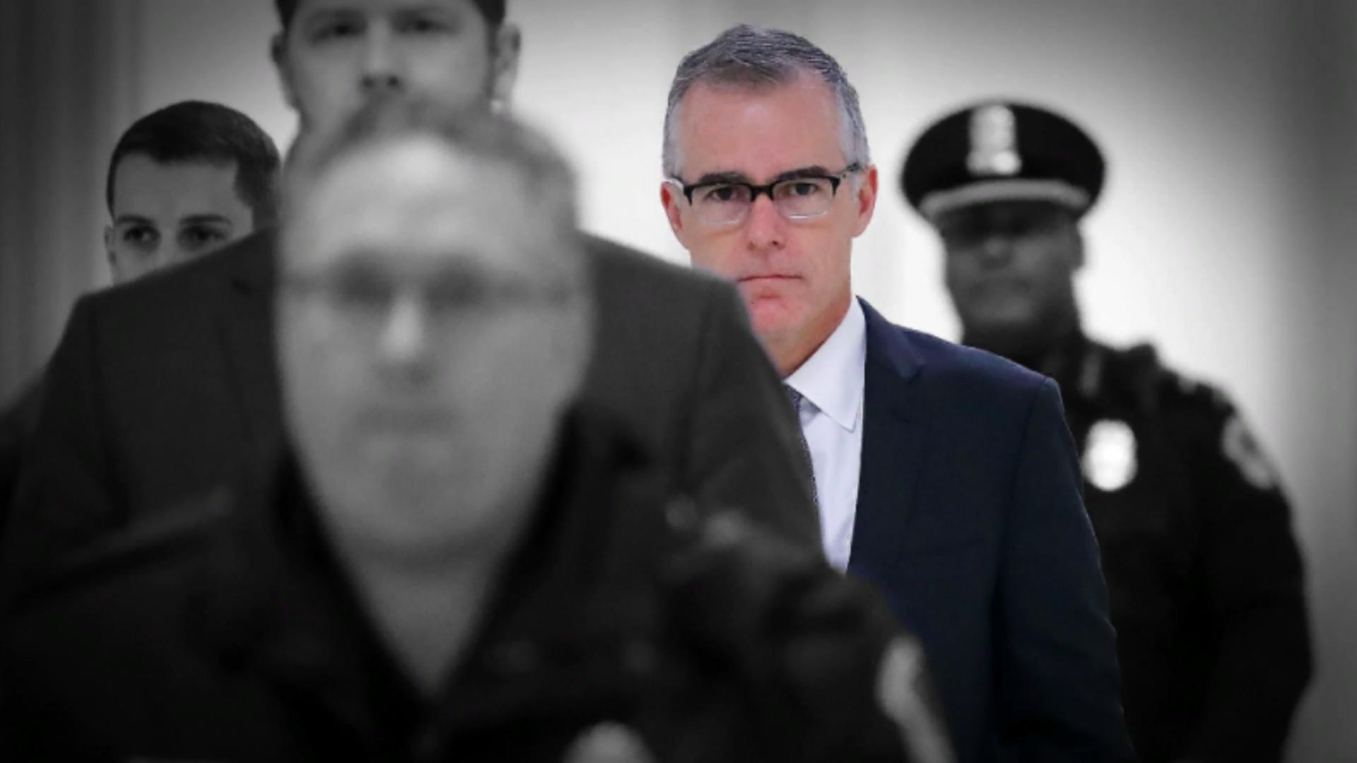 McCabe: Trump's loyalty demands are classic criminal enterprise behavior