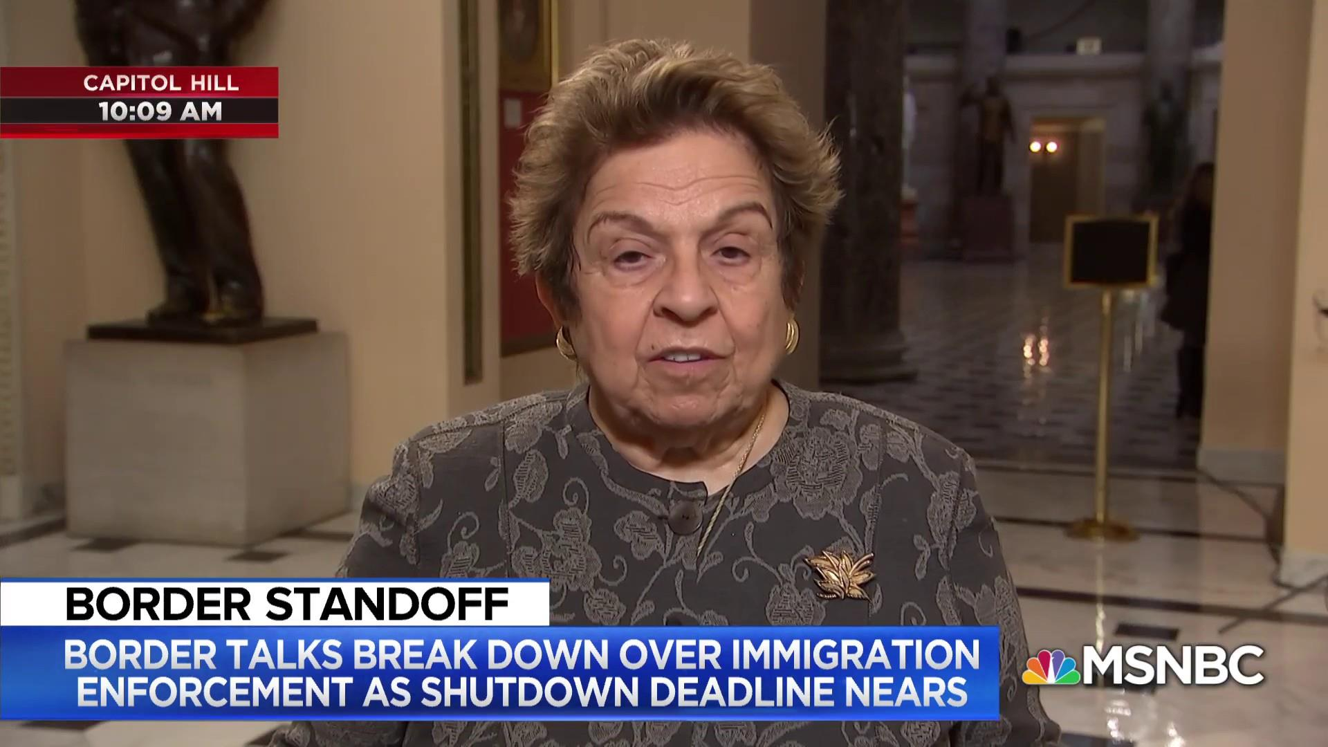 Rep. Shalala: 'It's both parties that now have to negotiate an agreement'
