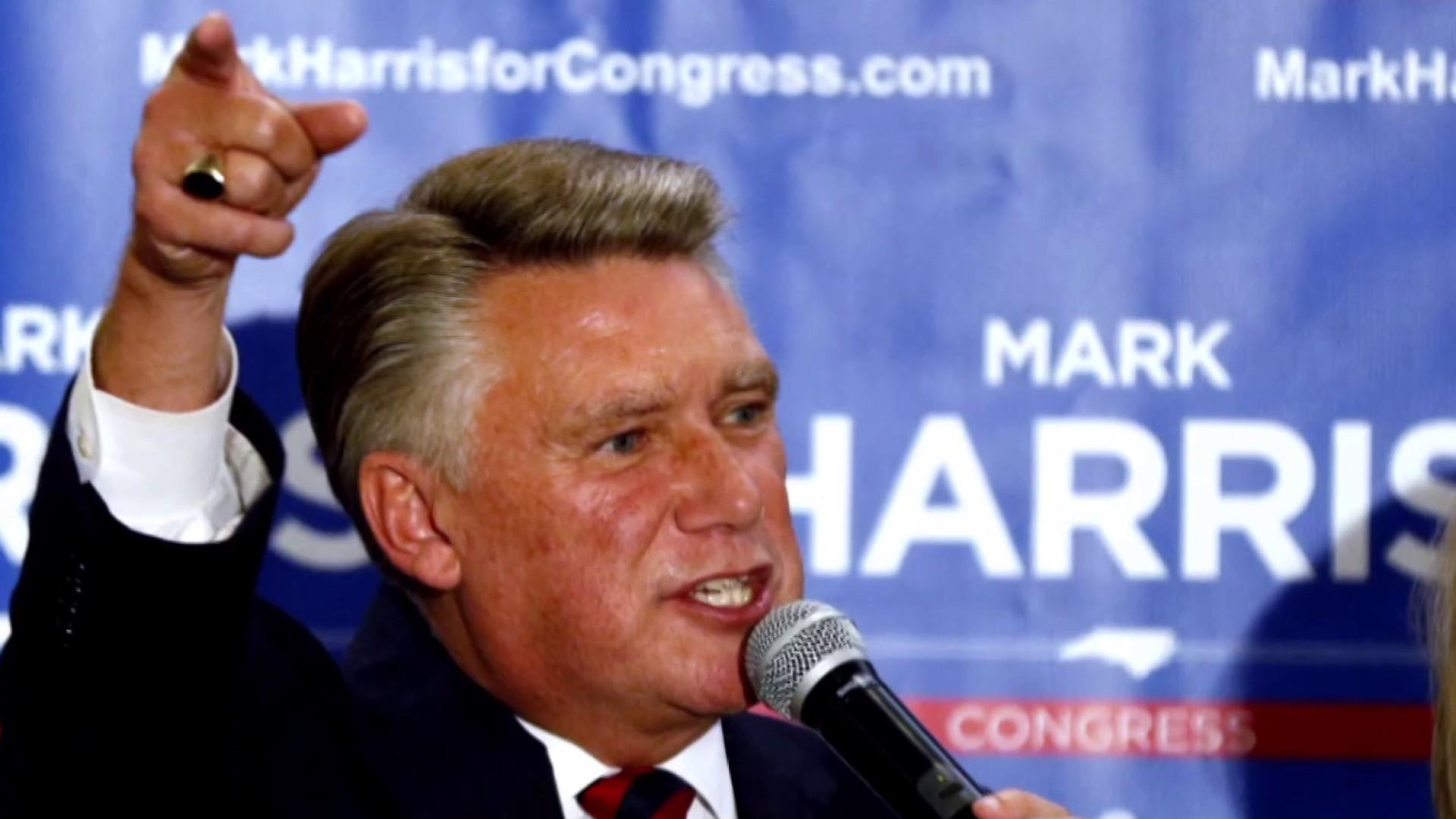 Unclear if Mark Harris runs in new election ordered by North Carolina board