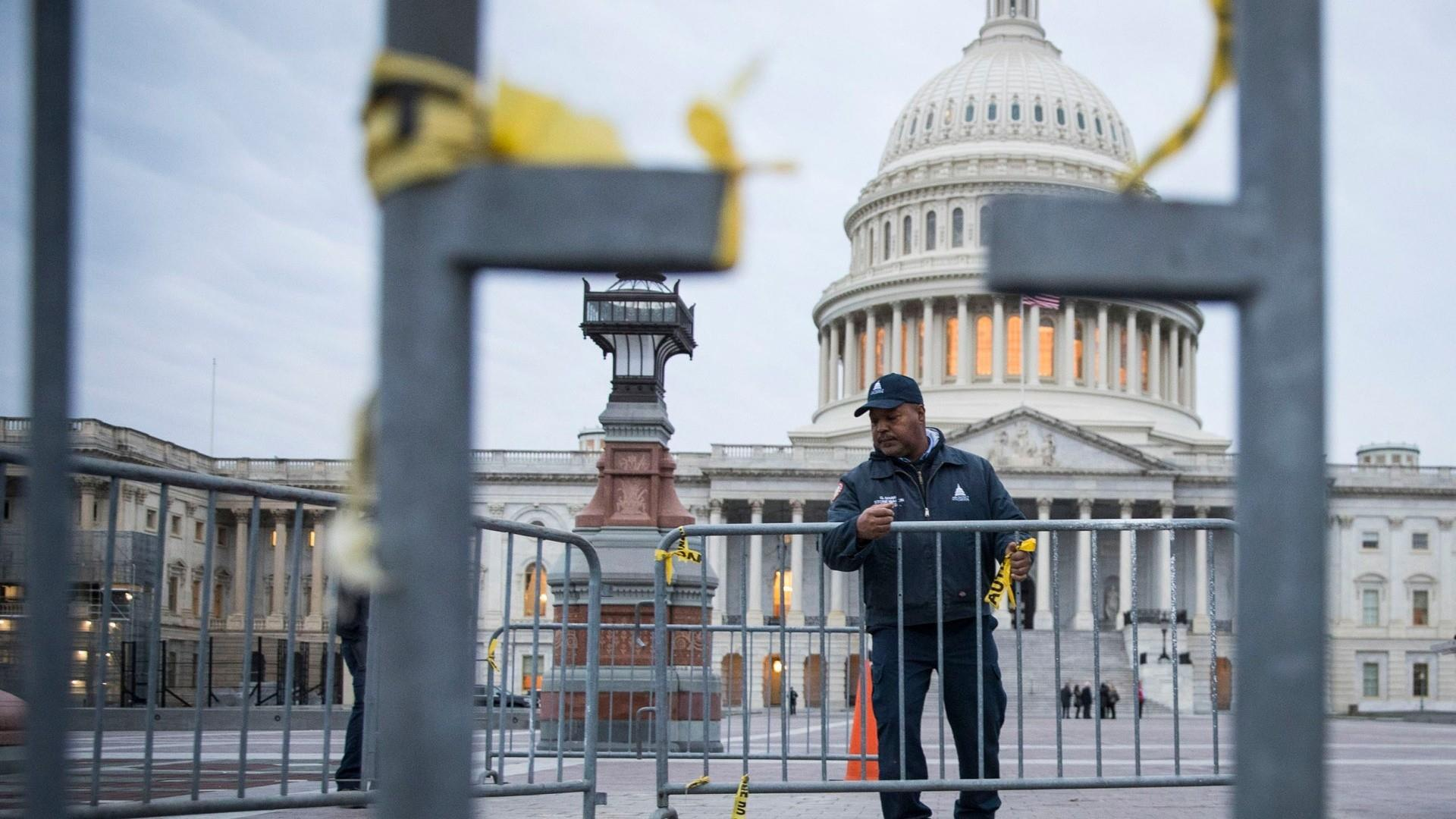 Negotiators reach 'agreement in principle' to fund border security, prevent another shutdown