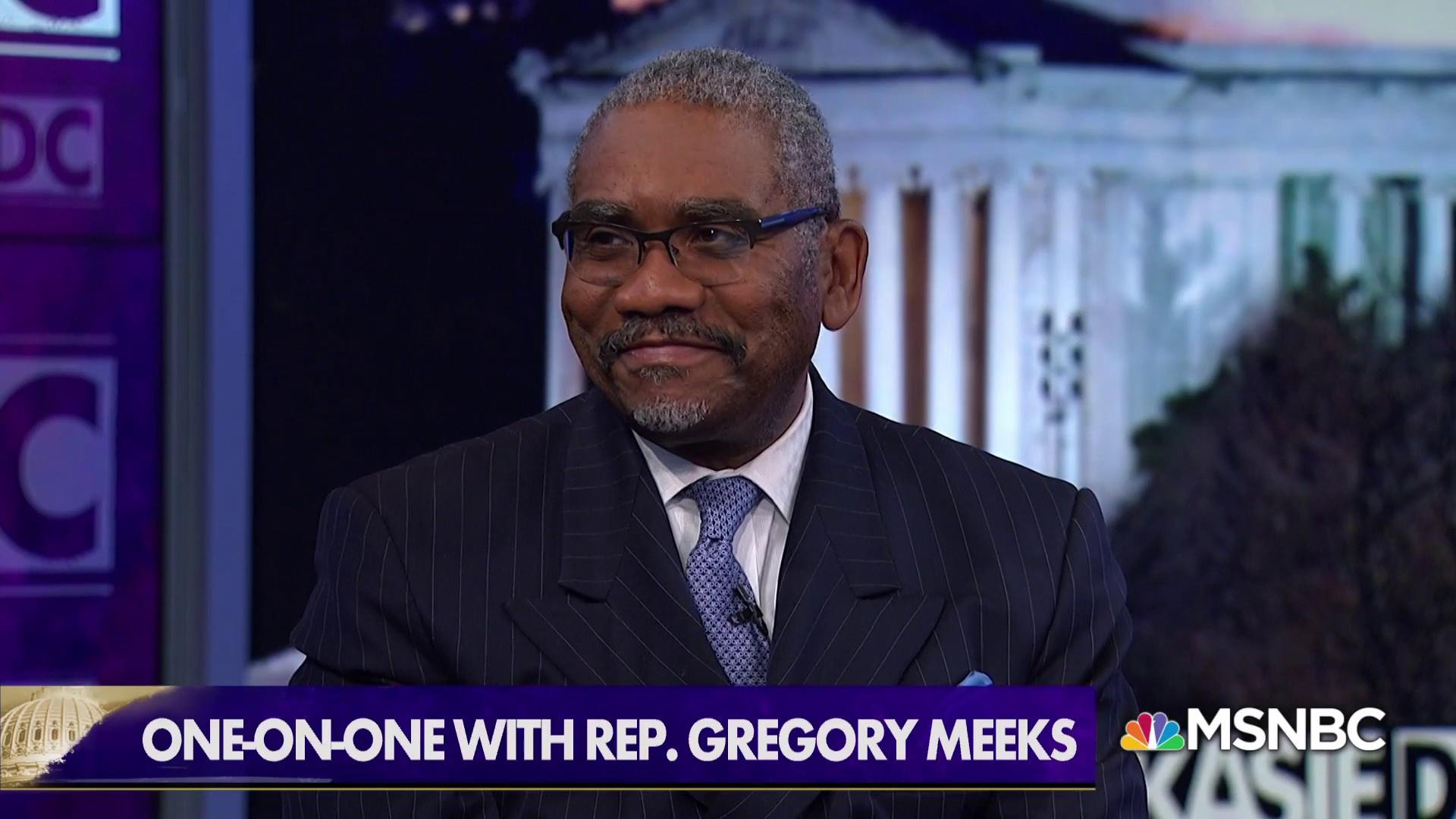 Dem Rep. Meeks criticizes Sanders' outreach to black voters in 2016