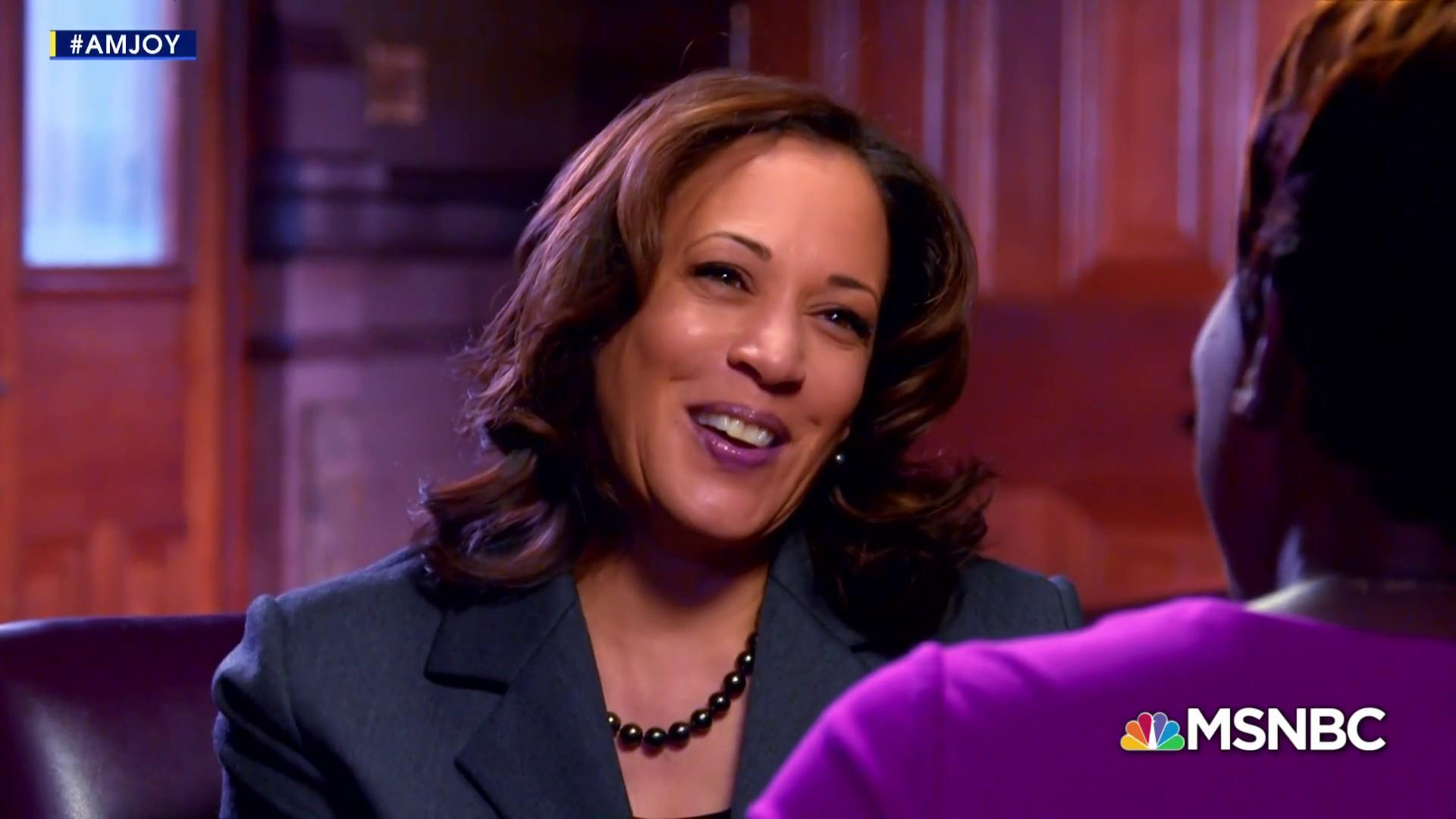 Kamala Harris on climate change, identity politics and her plan for working families