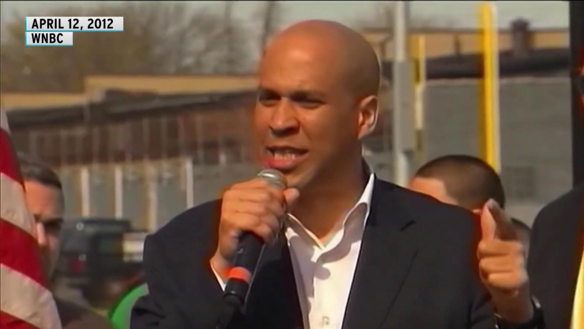 Booker brings unique energy, optimism to 2020 race
