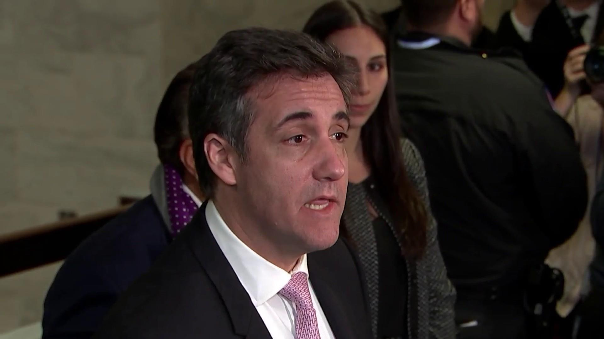 Cohen revelations may test DOJ on presidential indictments