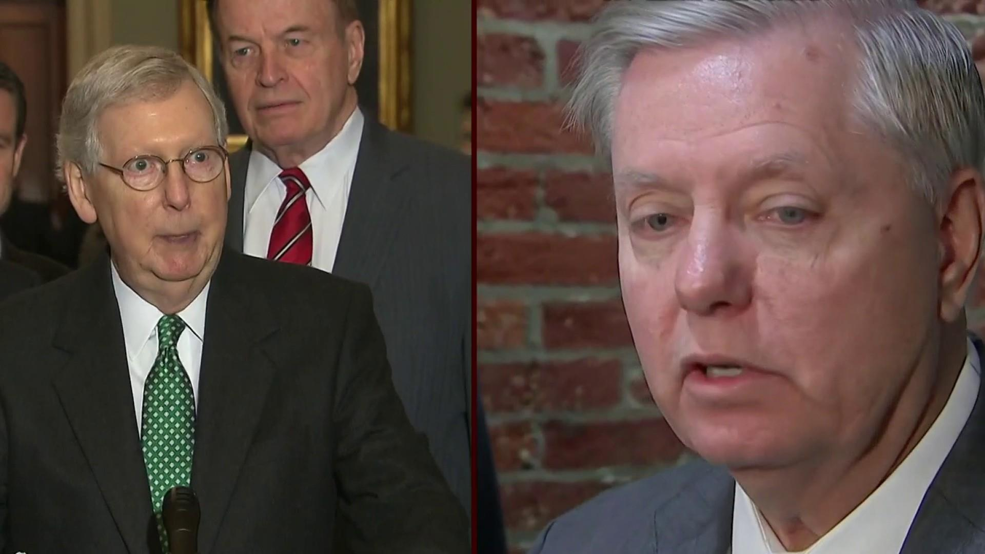 The state of the wall: GOP leaders back executive action