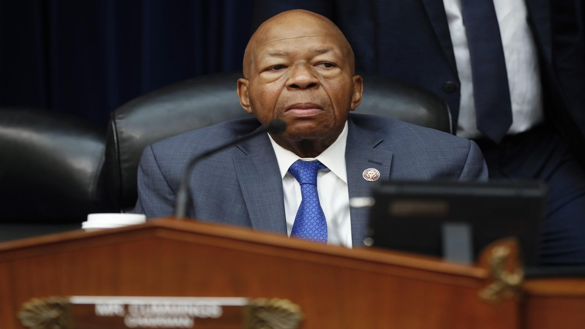 Cummings: Cohen's testimony is 'deeply disturbing,' should be troubling 'to all Americans'