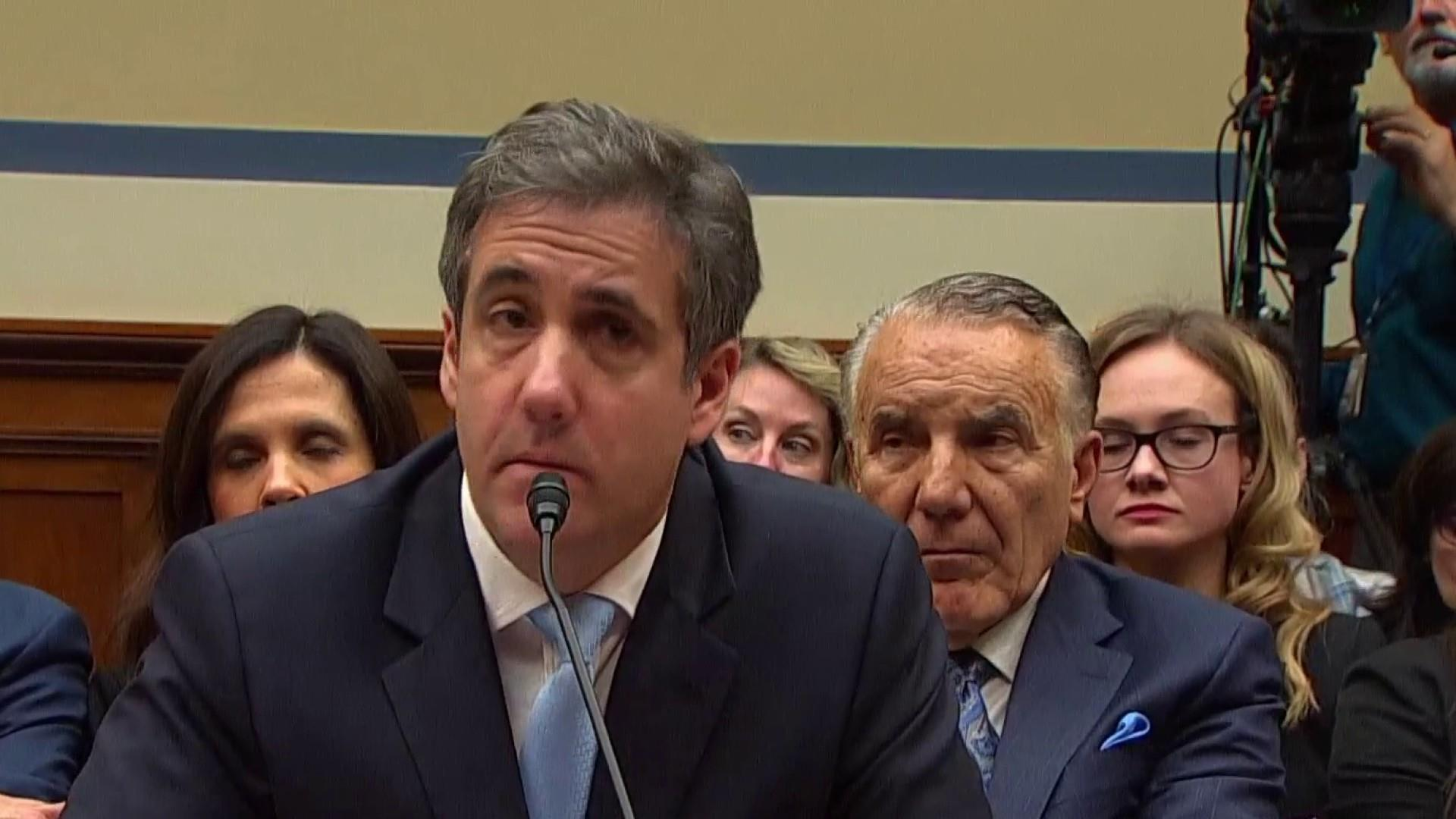 Cohen: Testimony on Trump Tower Moscow timing was edited, changed by Trump's lawyer