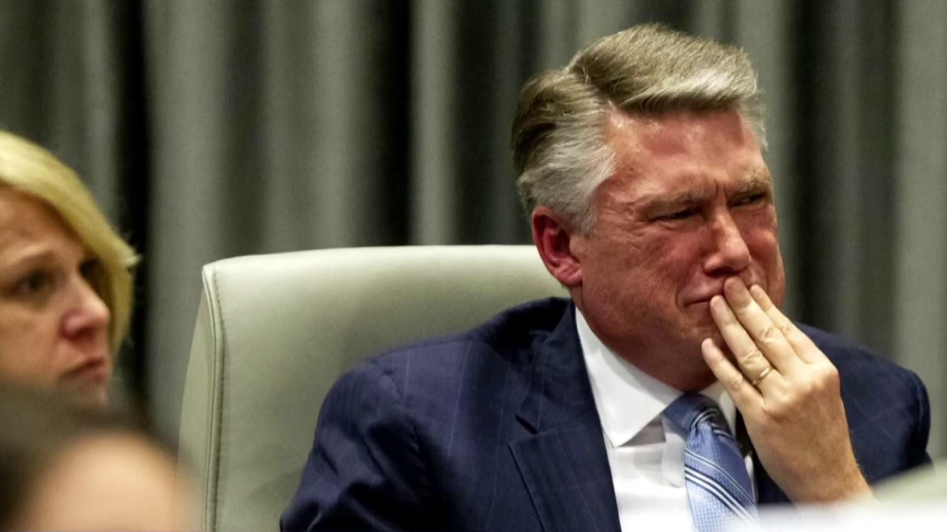 Mark Harris calls for new election in North Carolina House race