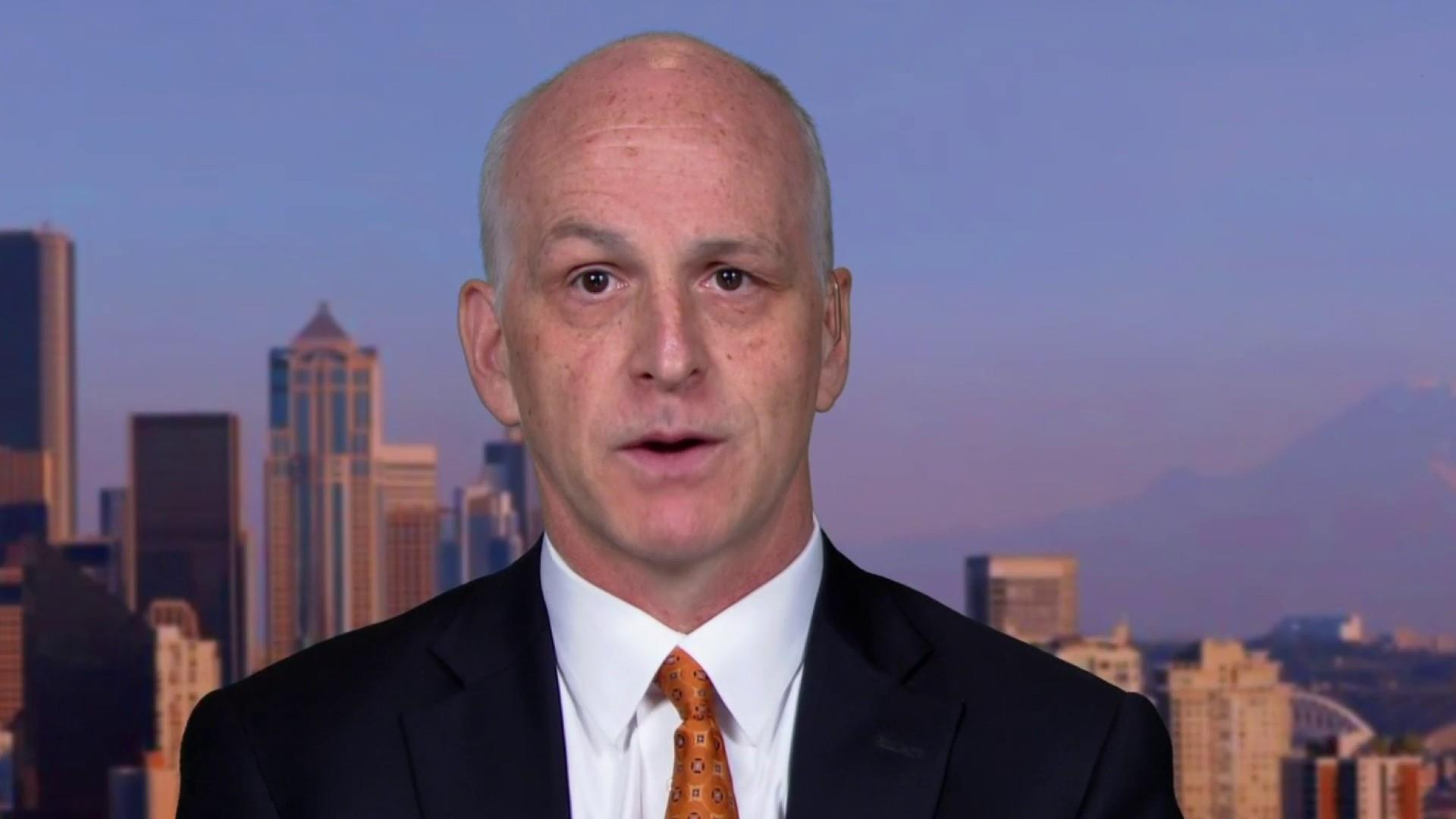 Rep. Adam Smith: To be okay with U.S. troops leaving Syria, I need to know who will fight ISIS