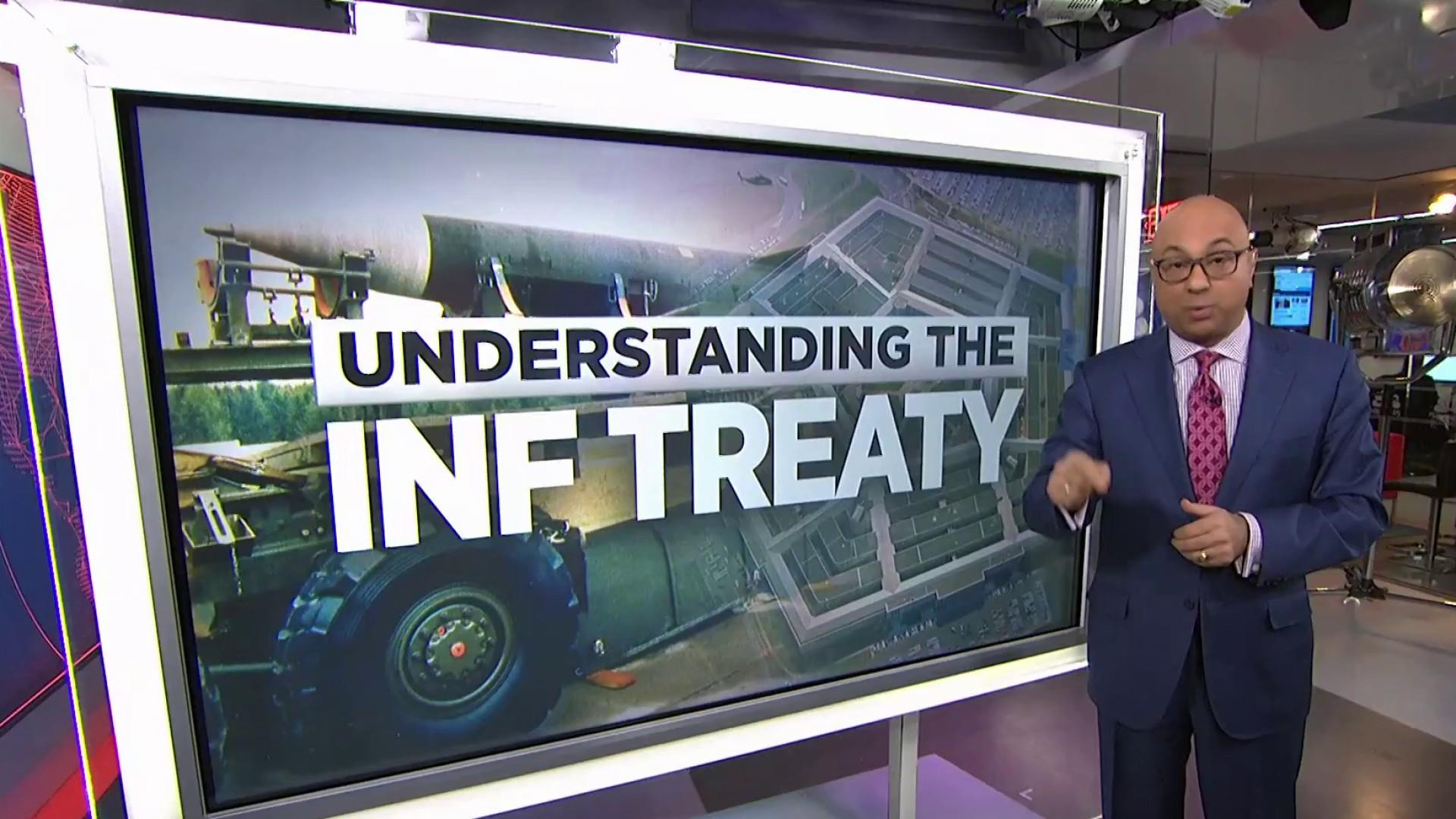 Why does the INF treaty matter?