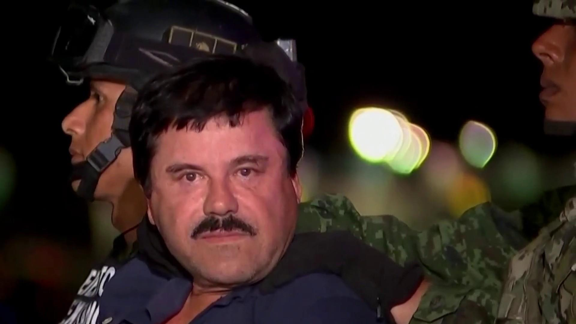 Drug lord Joaquín 'El Chapo' Guzmán guilty on all charges
