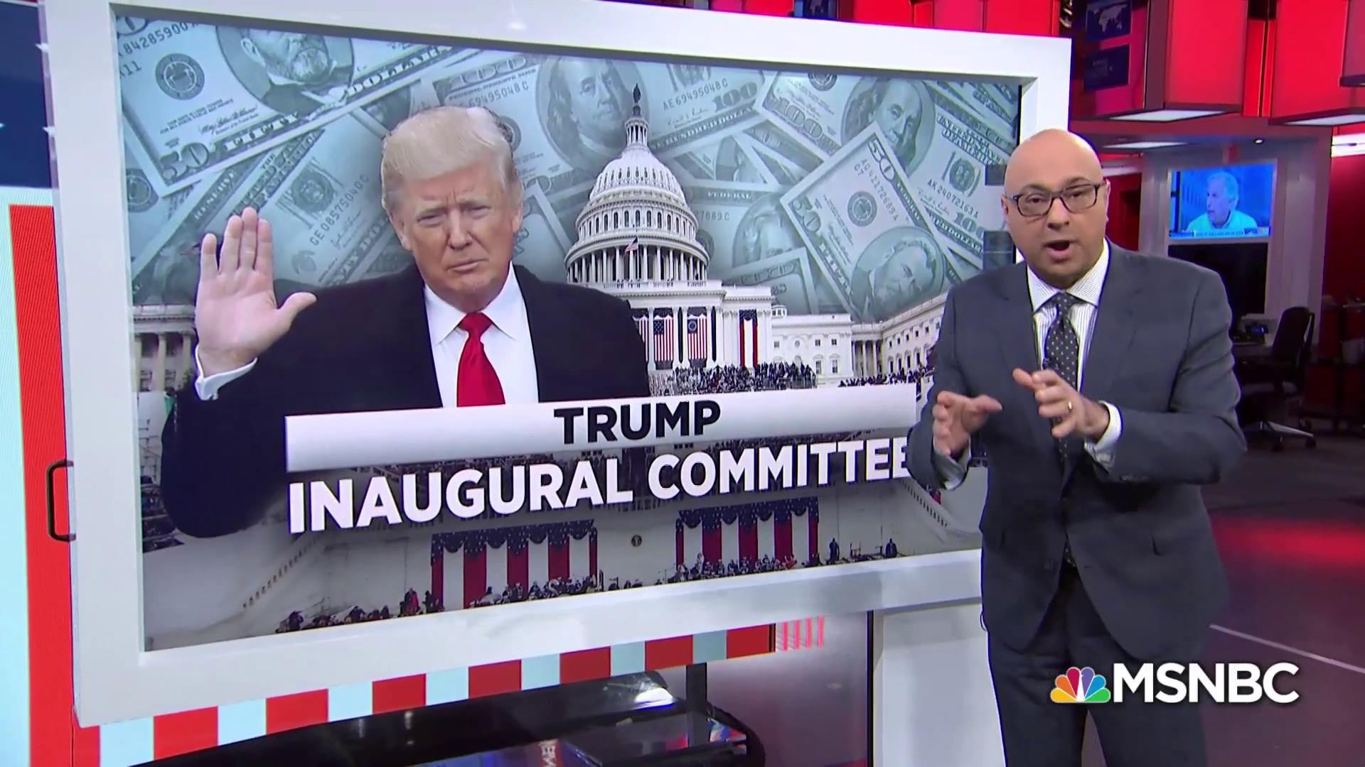 Should Trump be worried about the inaugural committee probe?
