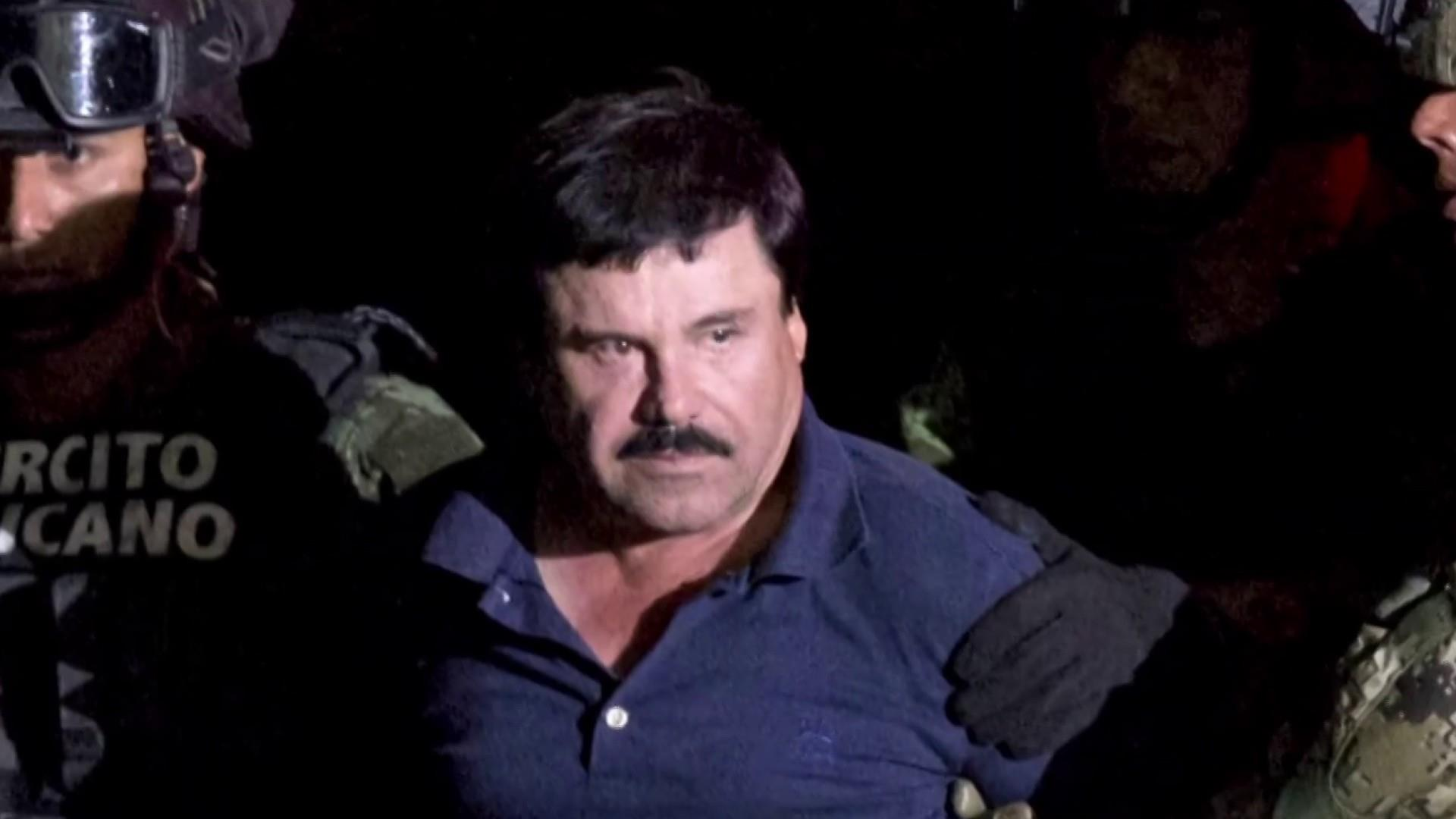 A wall would not have stopped El Chapo