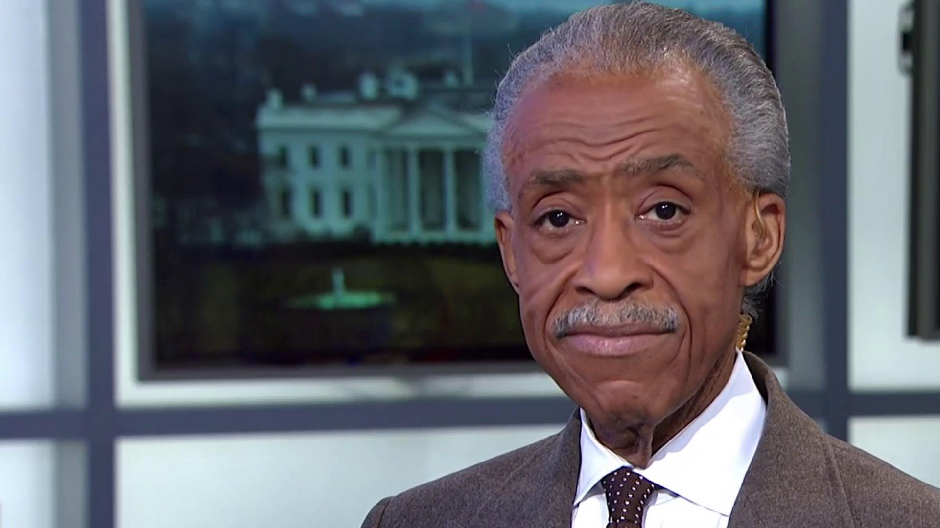 Rev. Al Sharpton on Kamala Harris' 2020 prospects