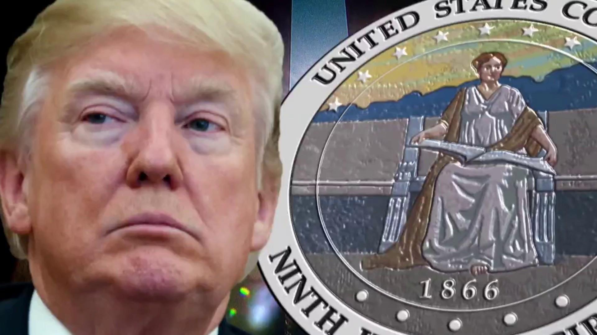 ACLU sues Trump over his national emergency for border wall