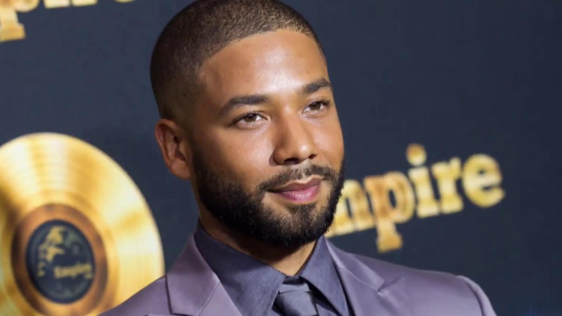 Jussie Smollett's 'Empire' character removed from final two episodes