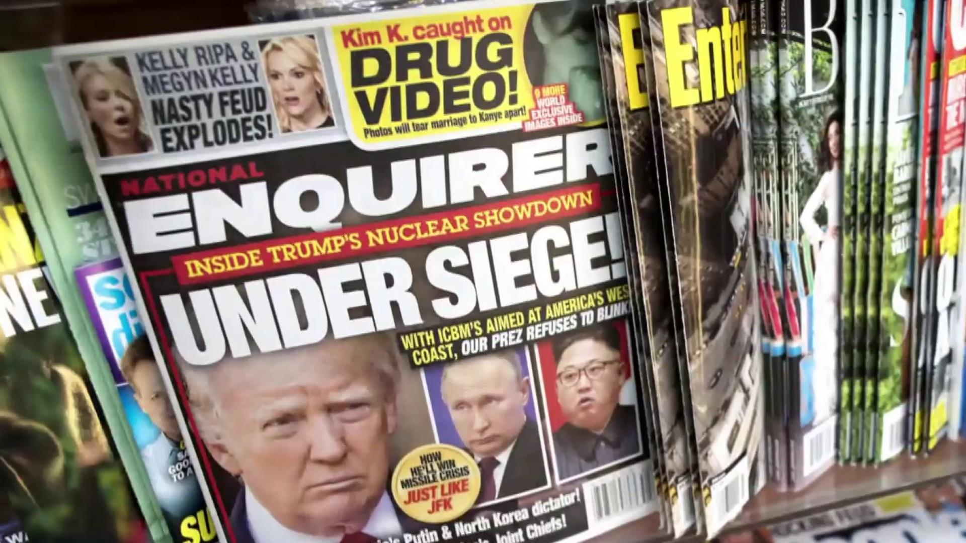Federal prosecutors investigate National Enquirer after Bezos blackmail claims