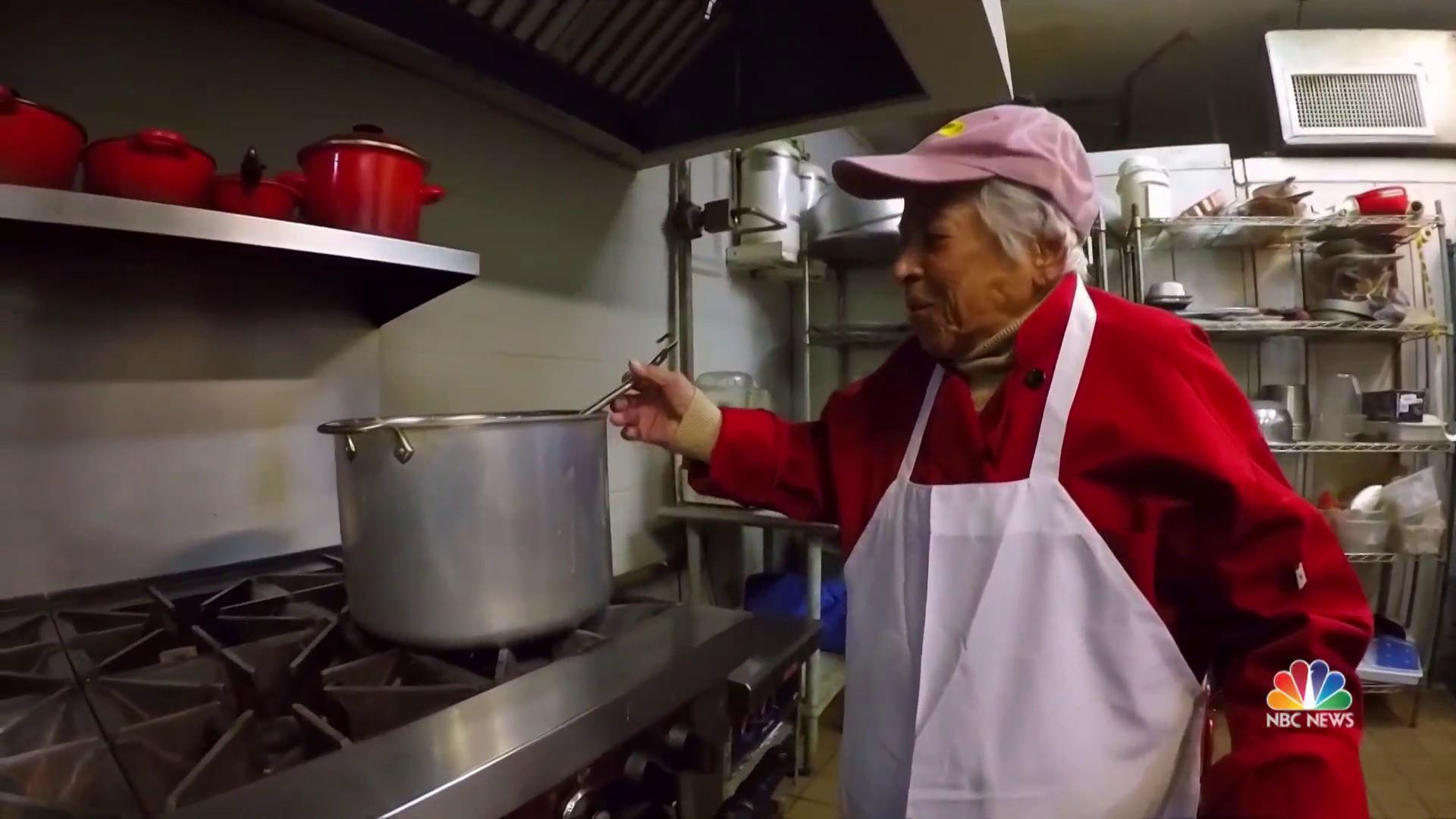 Meet the 96-year-old chef behind one of New Orleans' historic restaurants