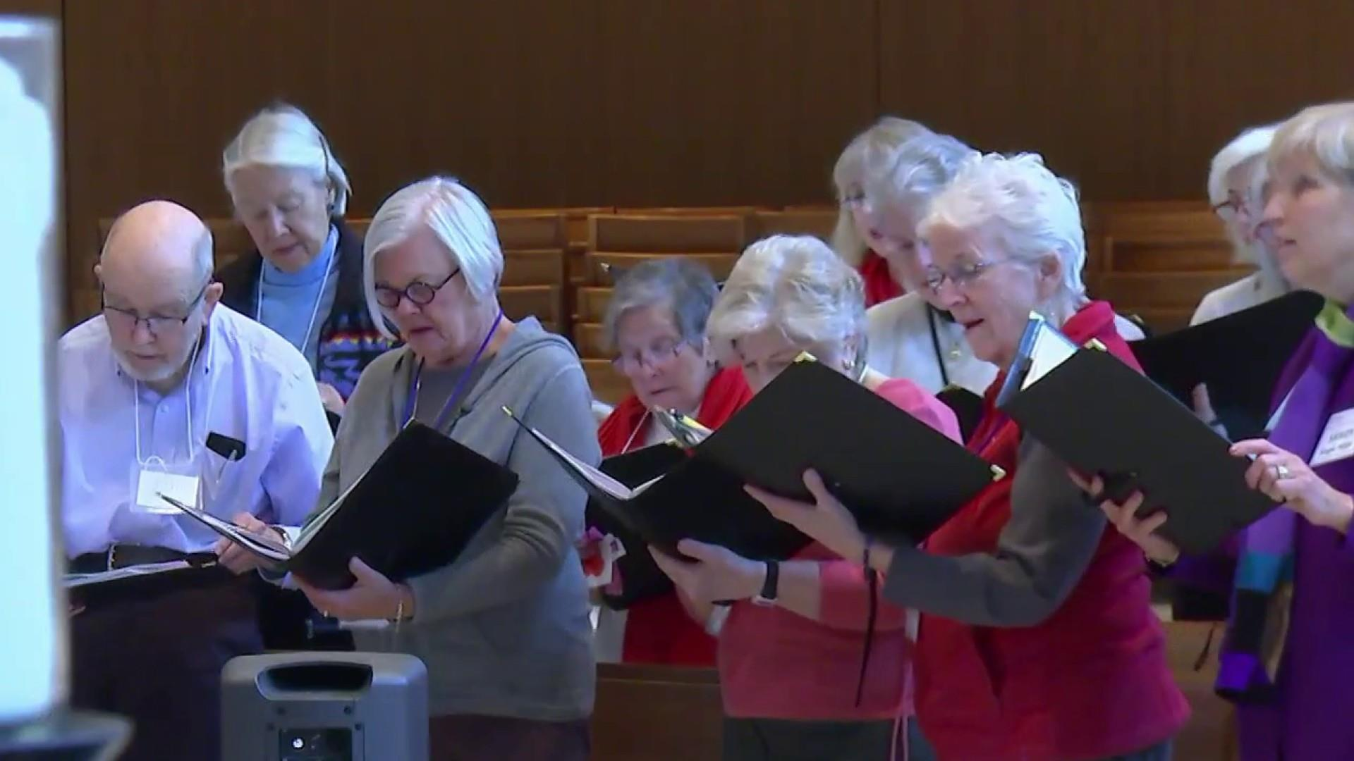 Growing movement uses power of music in Alzheimer's treatment