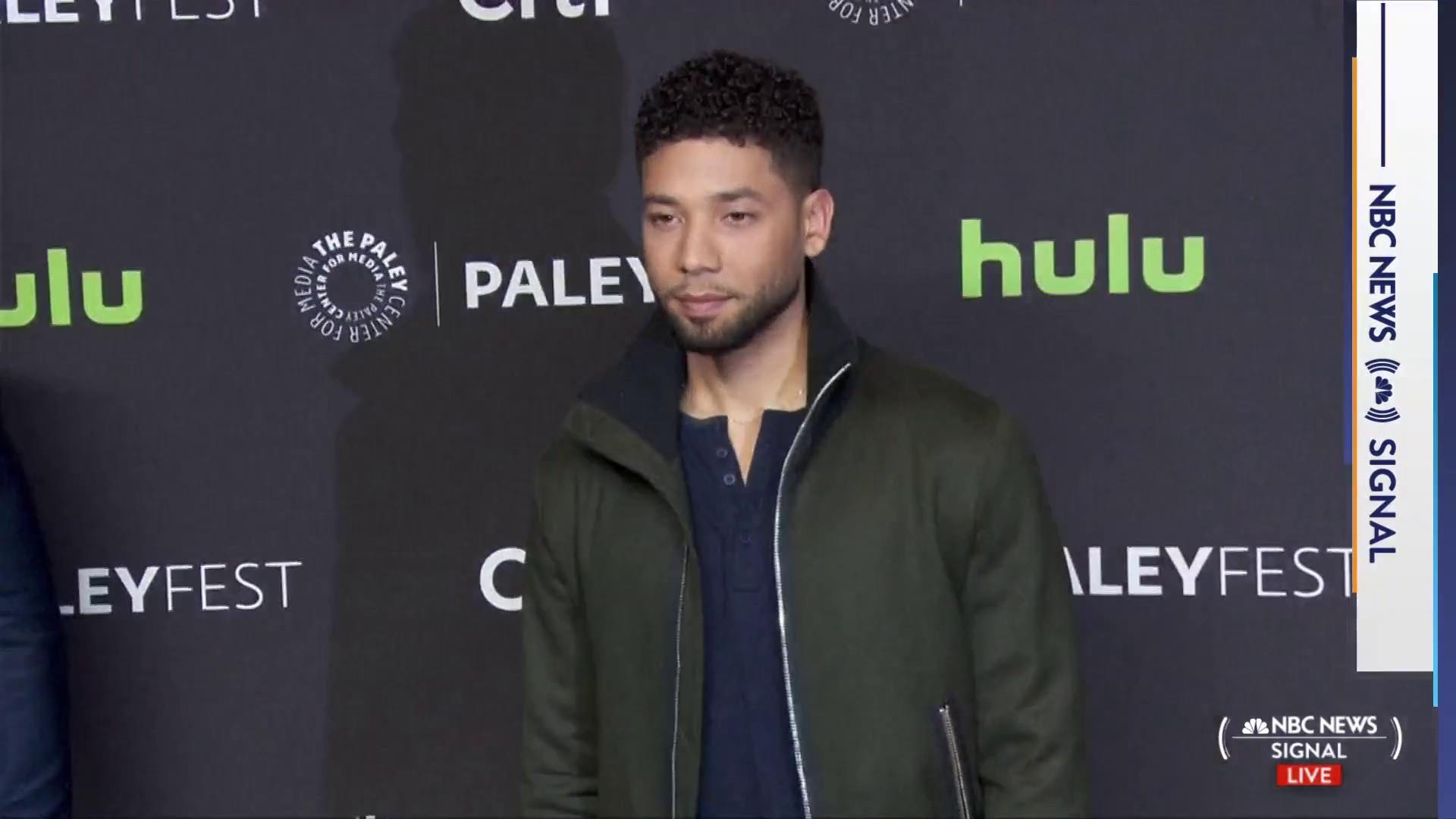 Jussie Smollett surrenders to police, Beto's big decision: NBC News Briefly