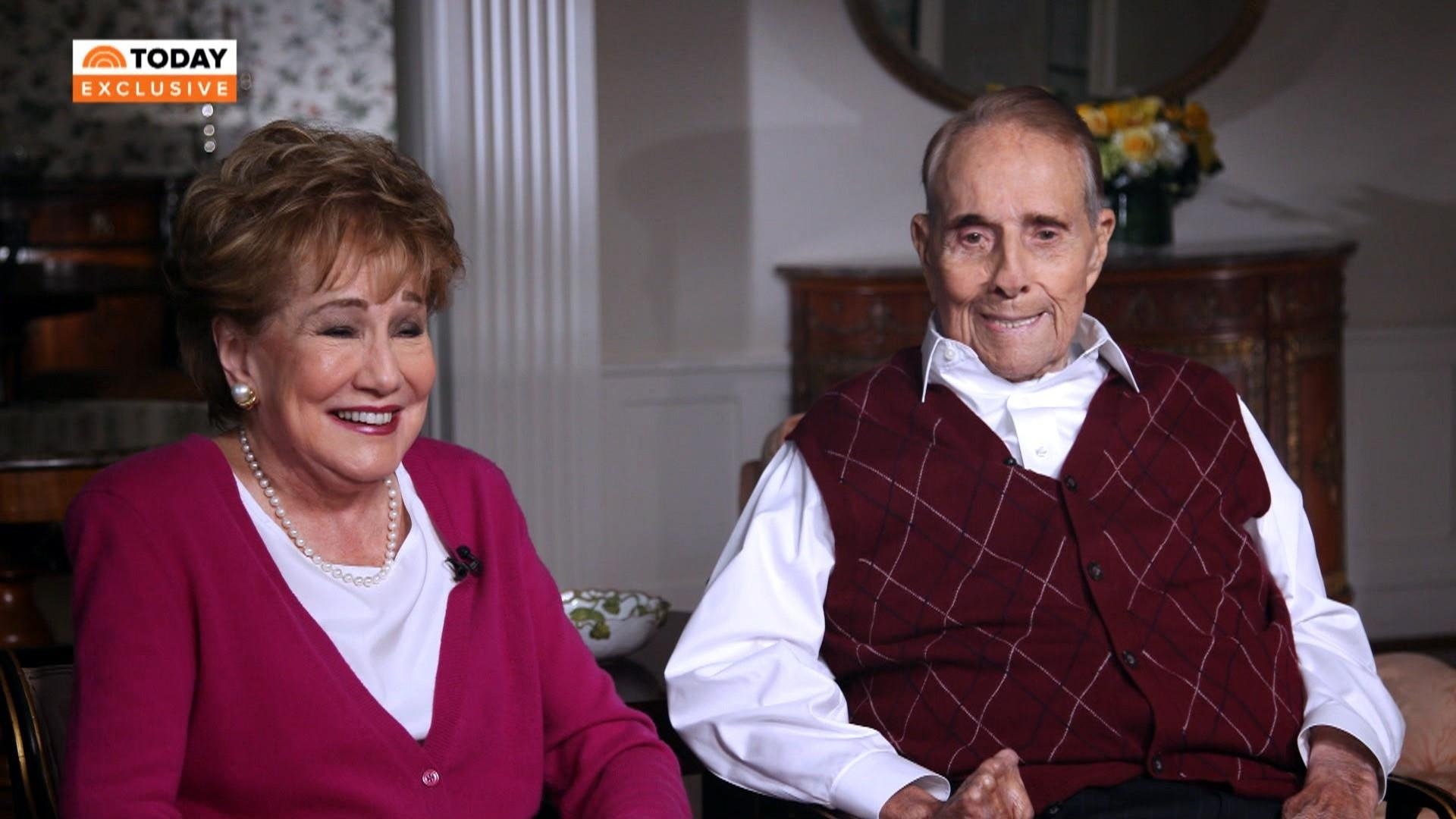 Bob and Elizabeth Dole look back on their remarkable love story