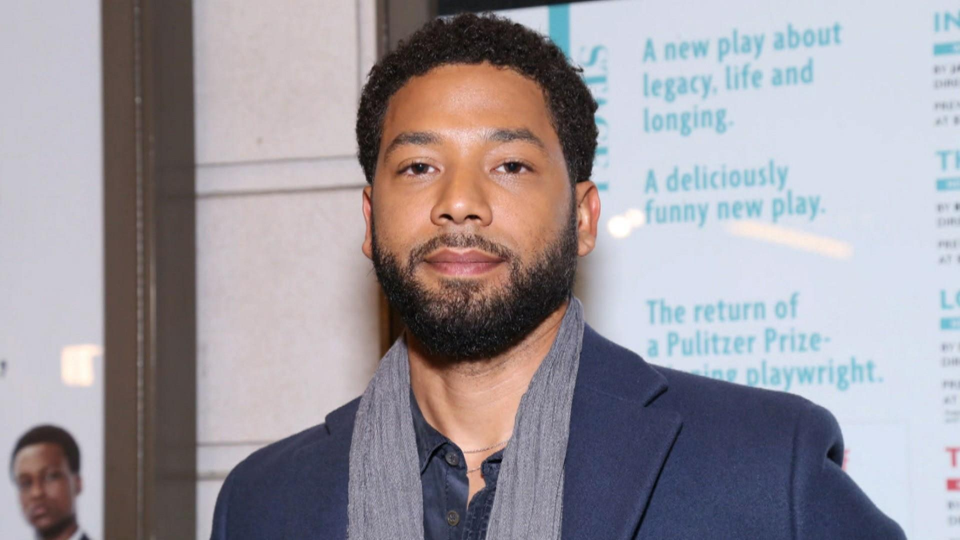 Jussie Smollett arrested for allegedly making up Chicago attack