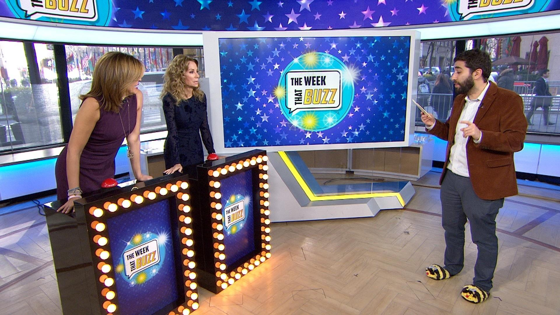 KLG and Hoda test their knowledge of this week's celeb news