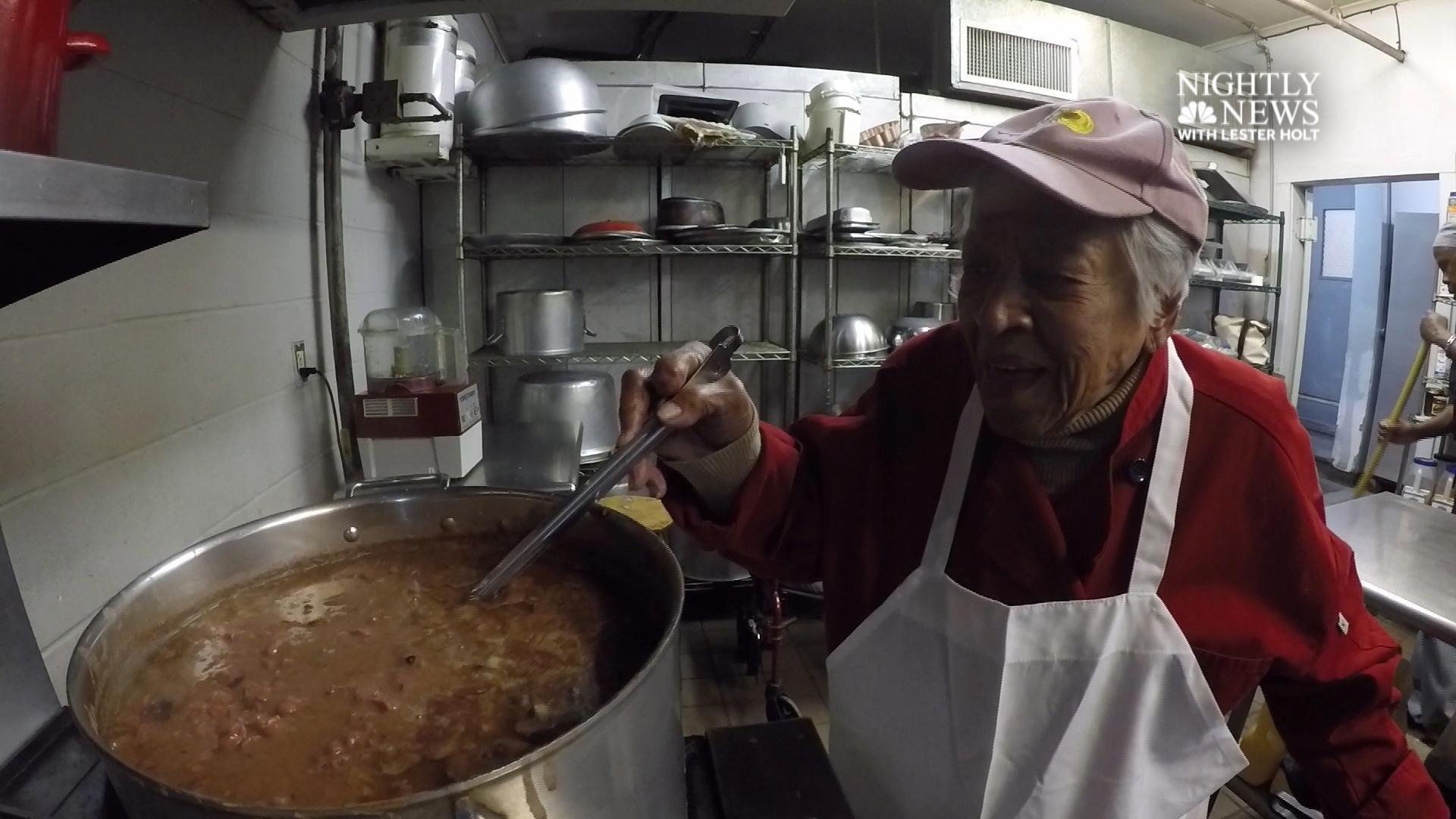96-year-old chef serves up classic Creole cuisine and New Orleans history (Part 2)