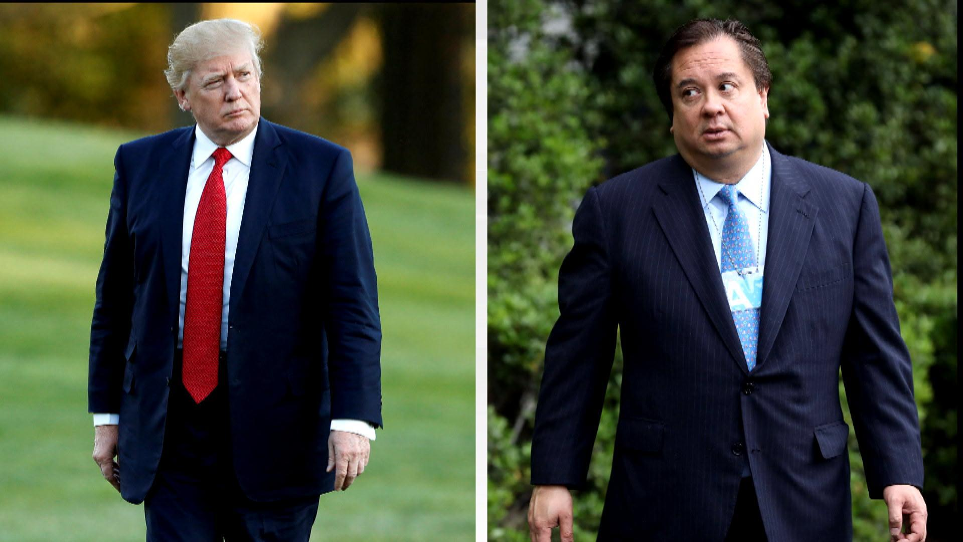 'Husband from hell!' Trump blasts George Conway, who responds: 'You. Are. Nuts'