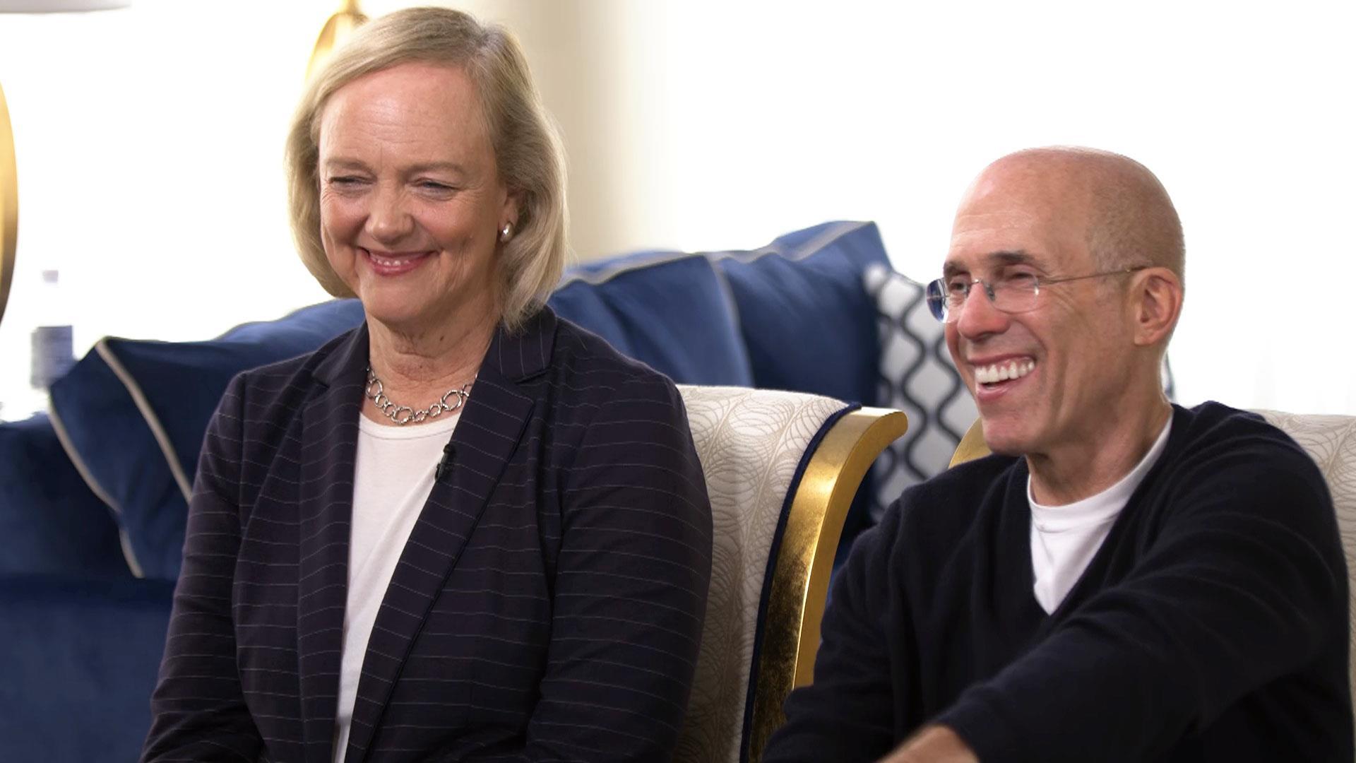 Jeffrey Katzenberg on new streaming service: 'We're not short form, we're Quibi'