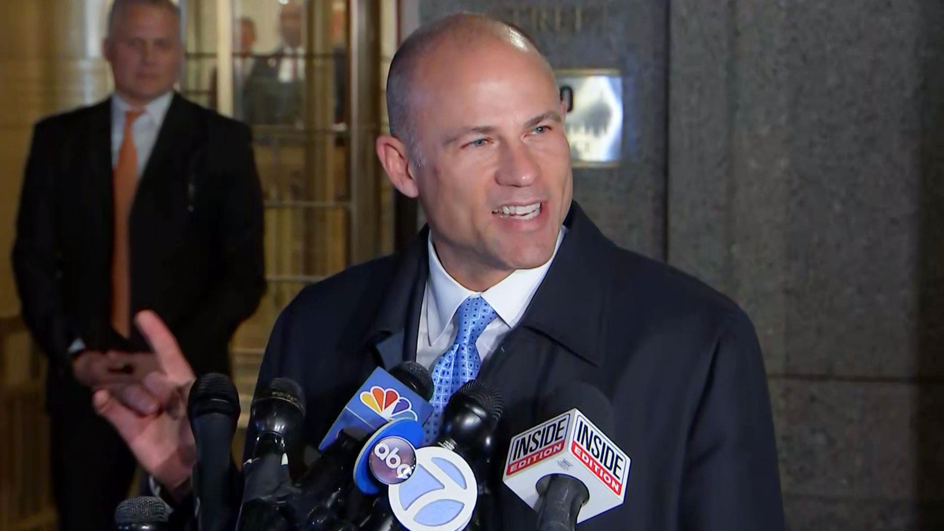 bf6d0d80bcf2 Michael Avenatti charged with trying to extort up to $25 million from Nike