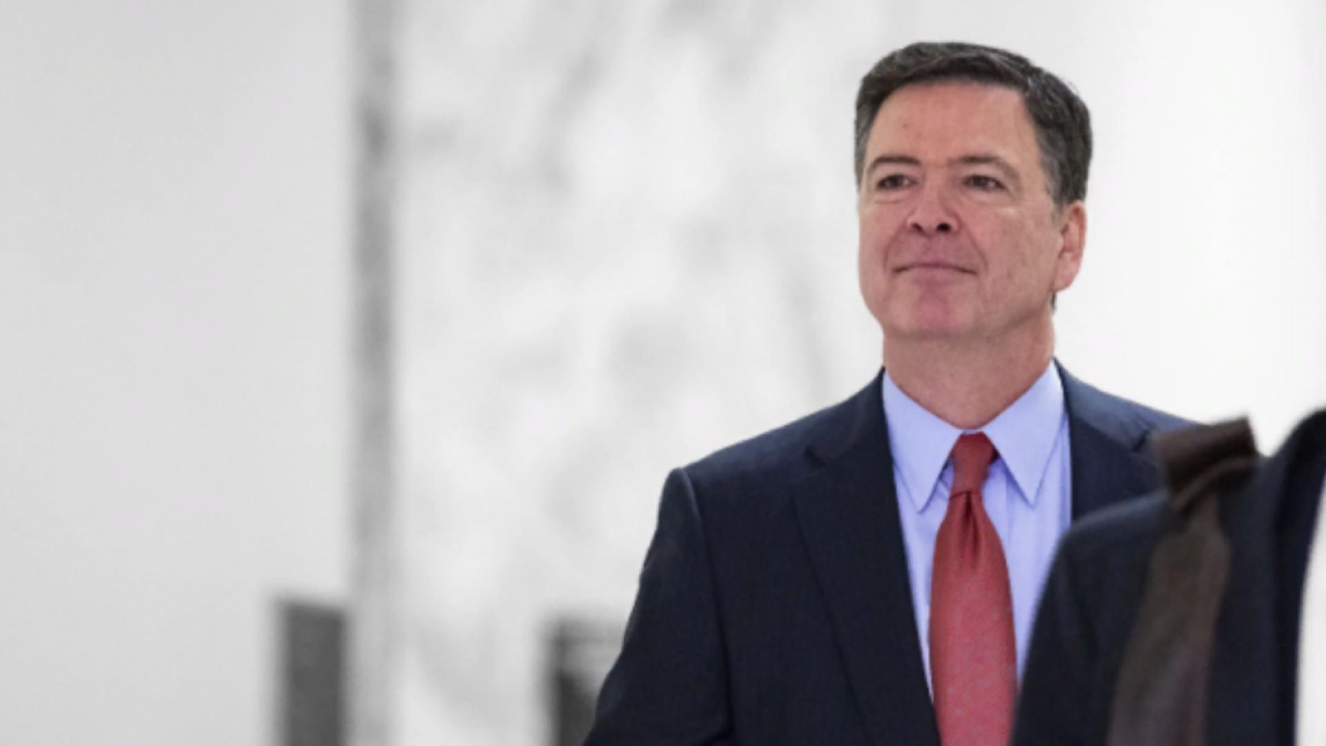 After Trump's FBI attacks, Comey defends bureau in NBC News interview