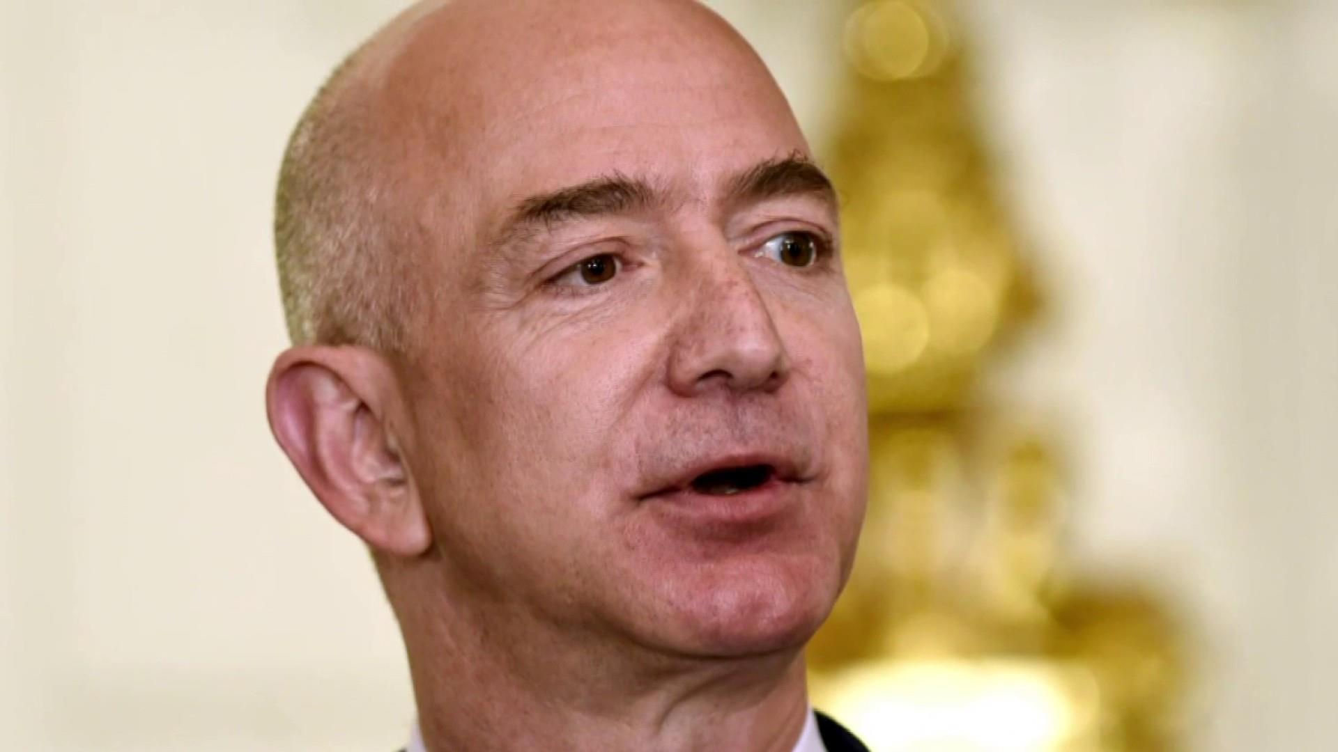 Report: Saudis gained access to Bezos' phone, private info