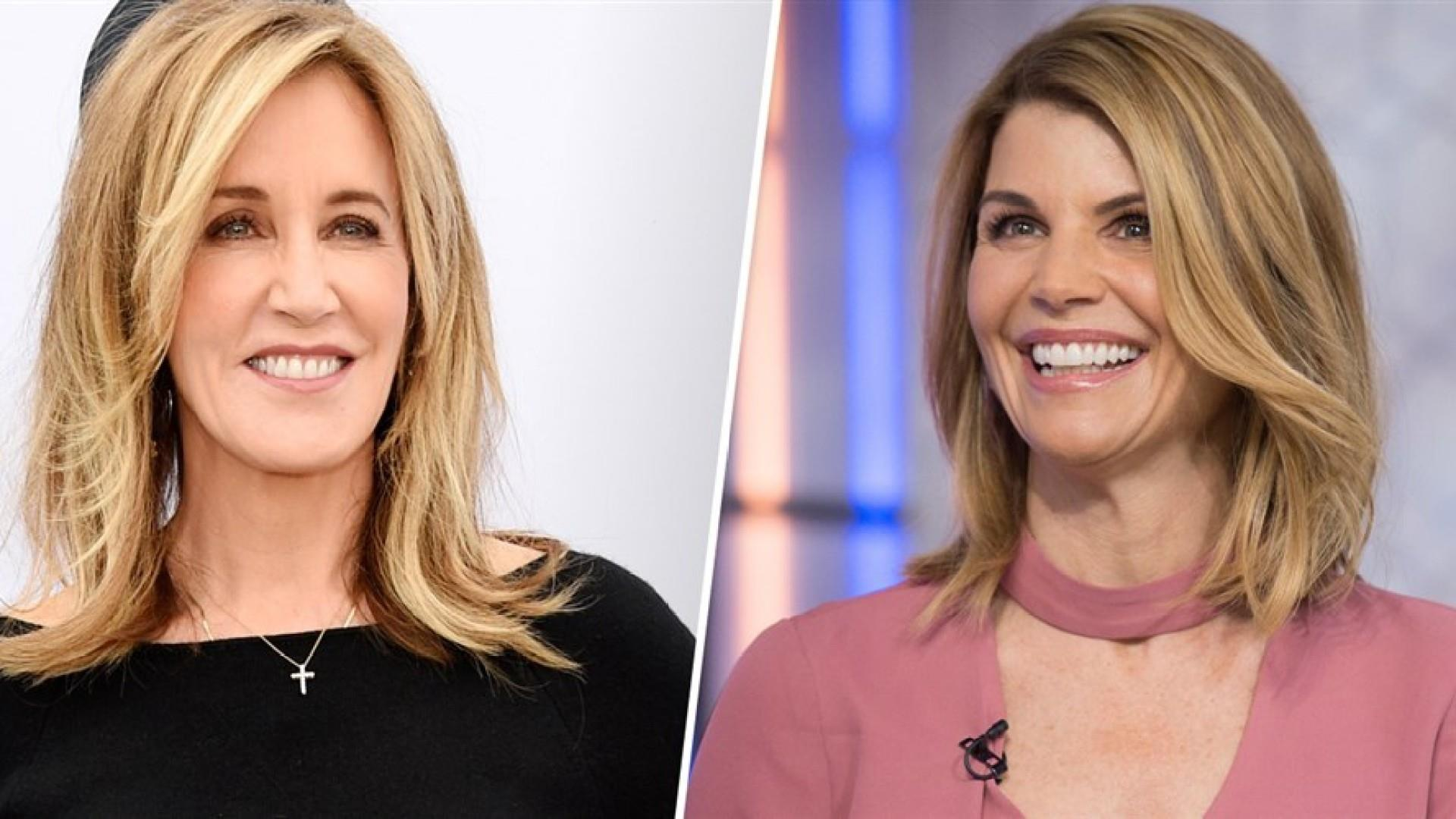 Felicity Huffman, Lori Loughlin charged in college exam cheating scheme