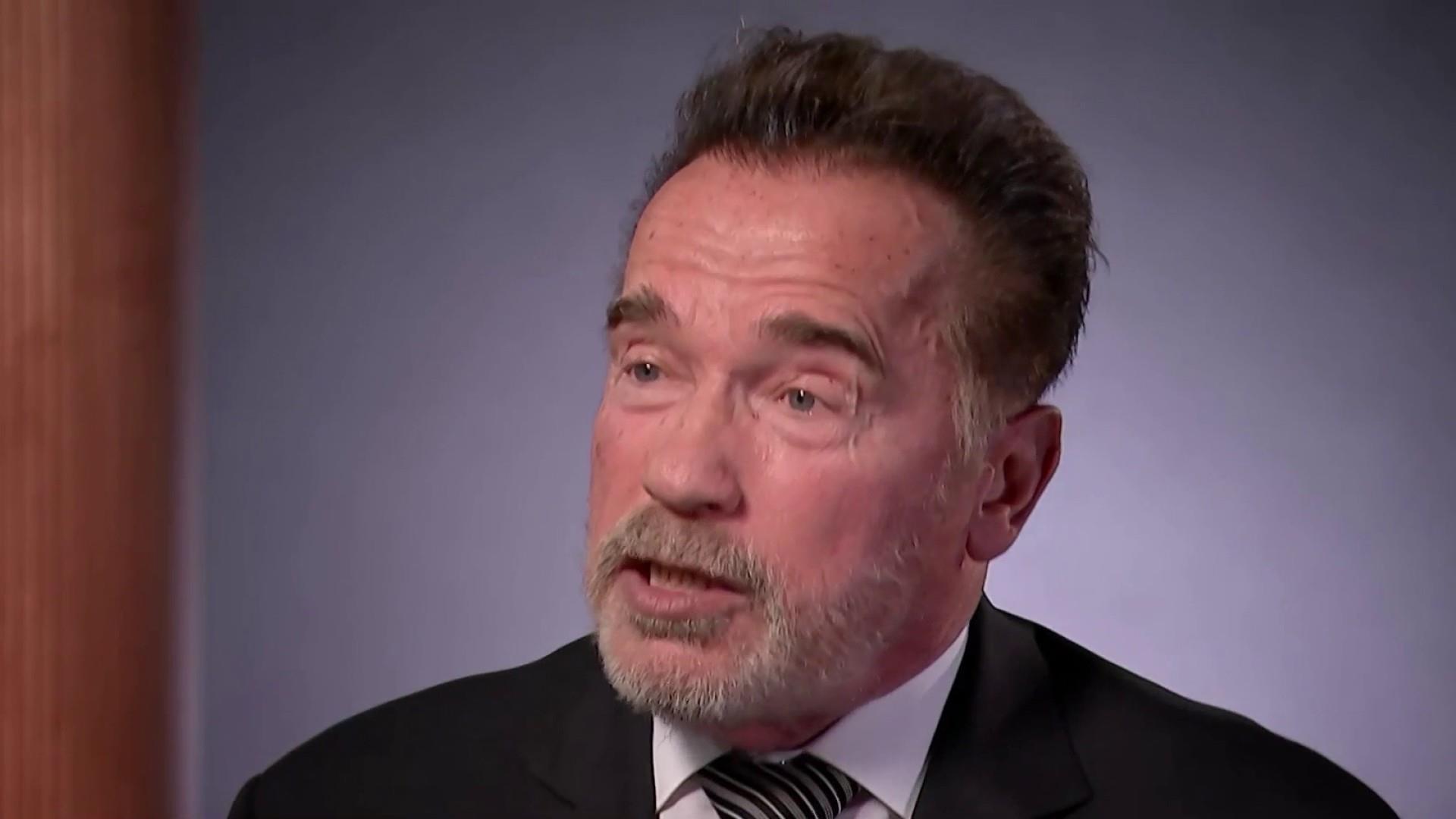 Arnold Schwarzenegger wants to say 'hasta la vista' to gerrymandering