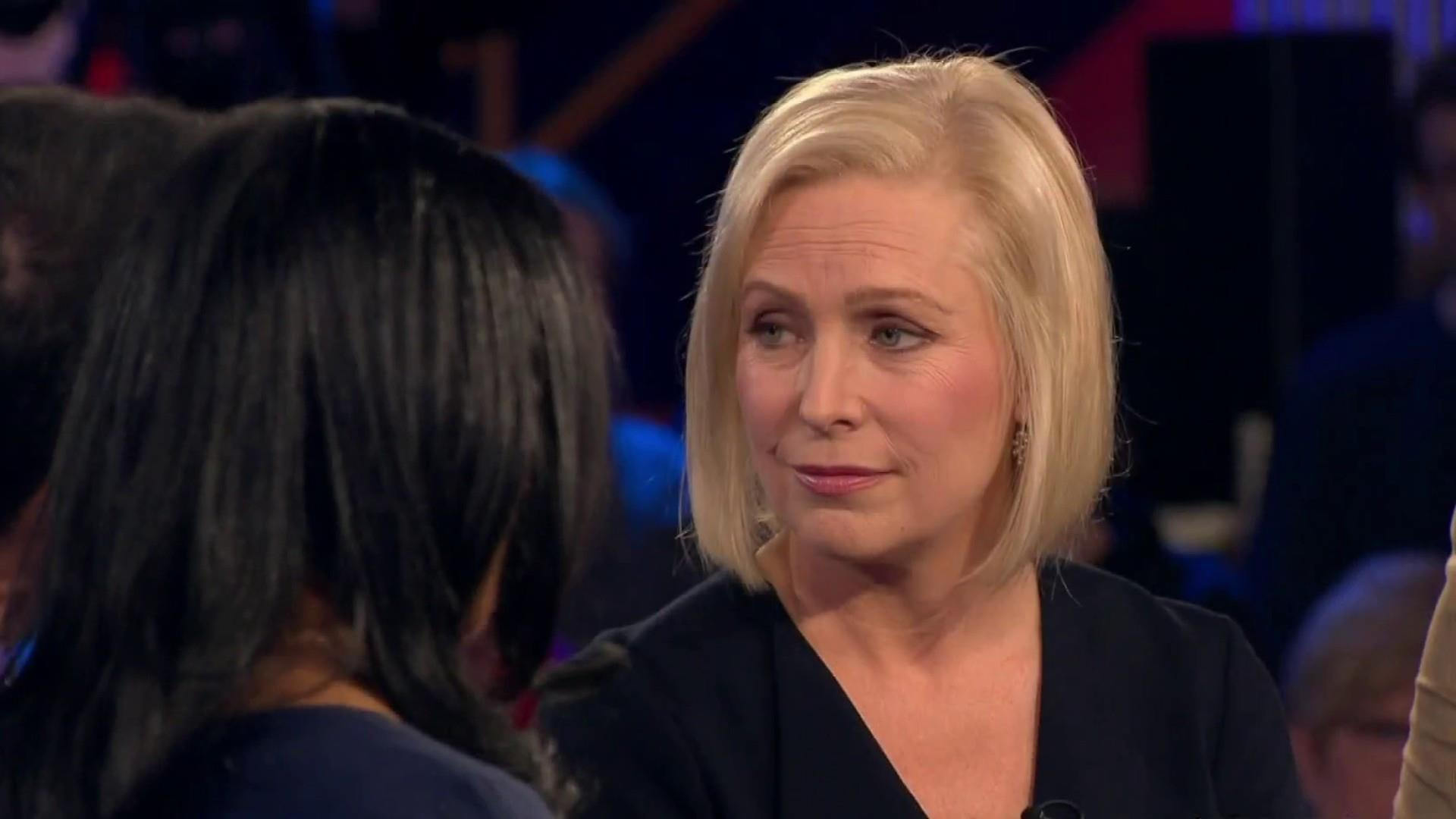 Gillibrand: 'There is no such thing as an illegal human'
